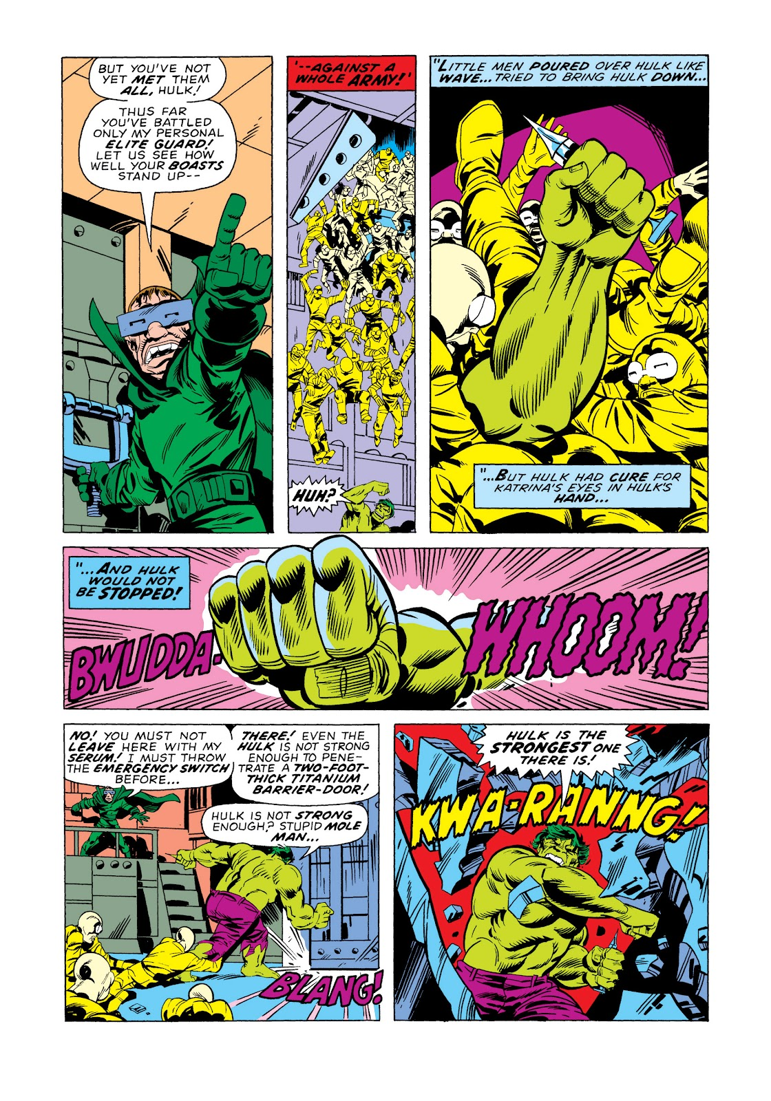 Read online Marvel Masterworks: The Incredible Hulk comic -  Issue # TPB 11 (Part 2) - 15