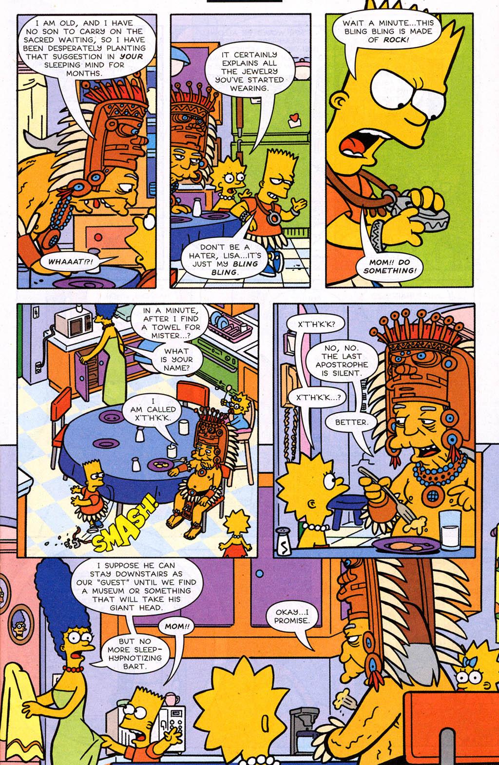Read online Simpsons Comics comic -  Issue #98 - 10