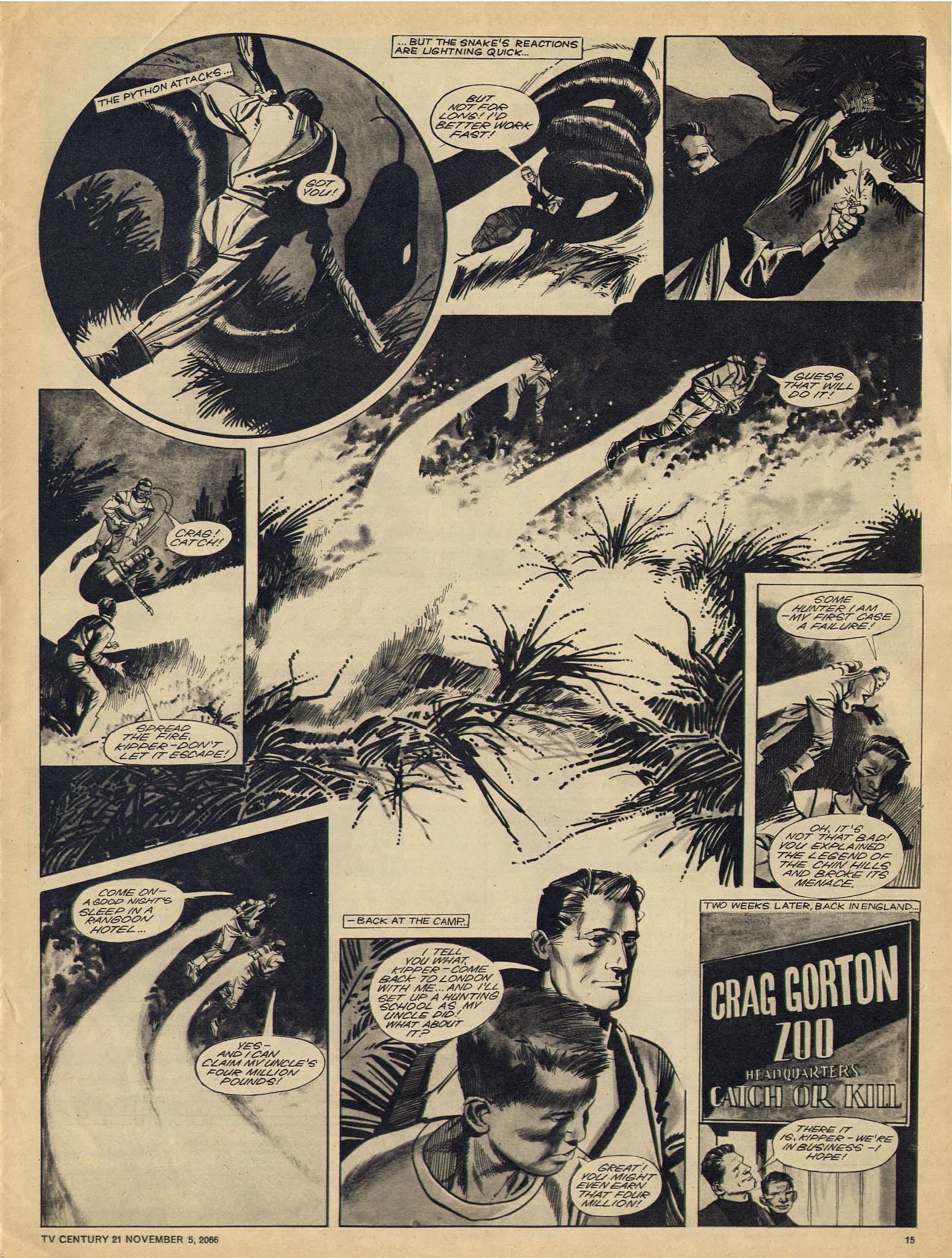 Read online TV Century 21 (TV 21) comic -  Issue #94 - 14