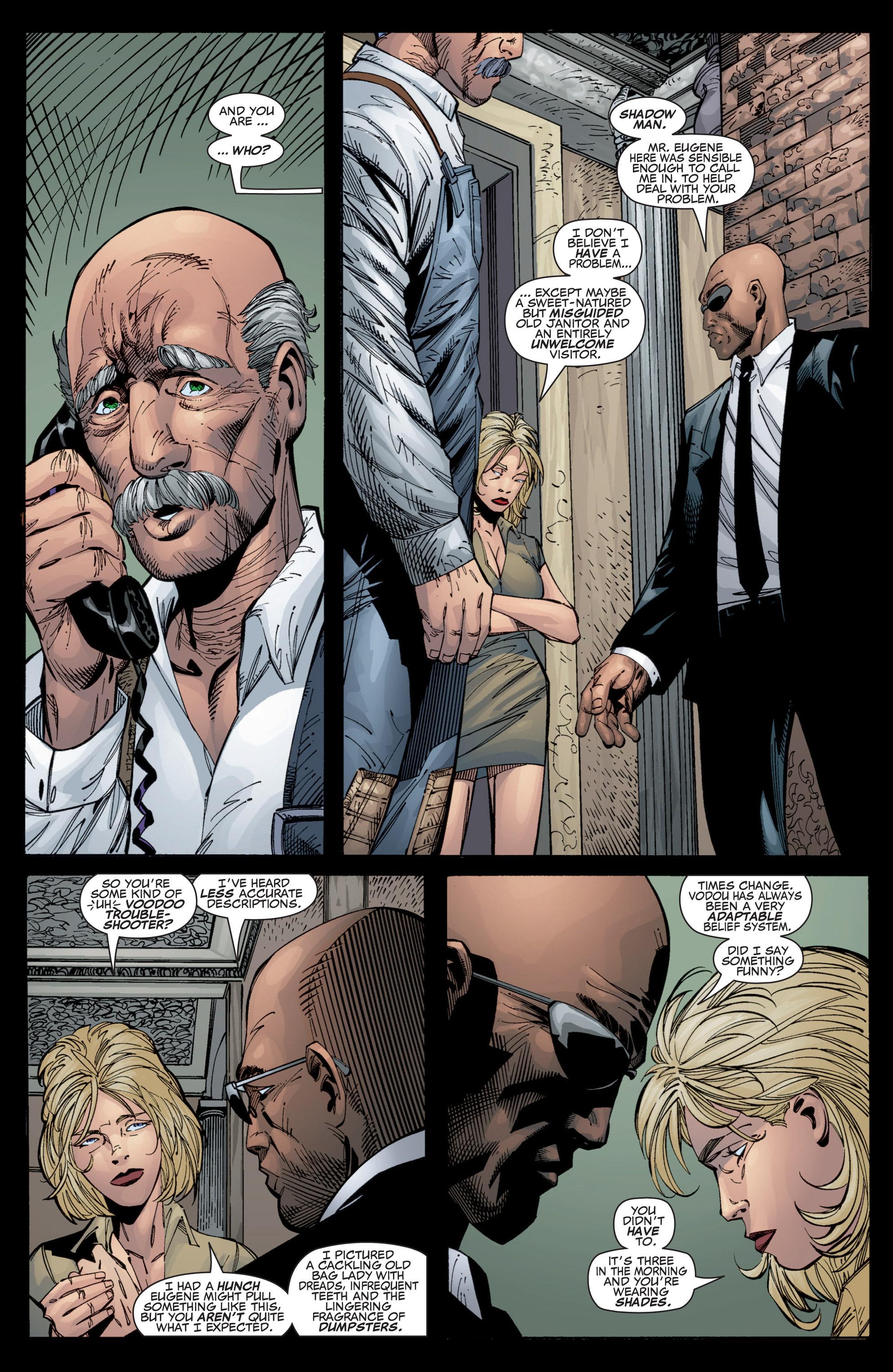Read online Shadowman (1999) comic -  Issue #1 - 24