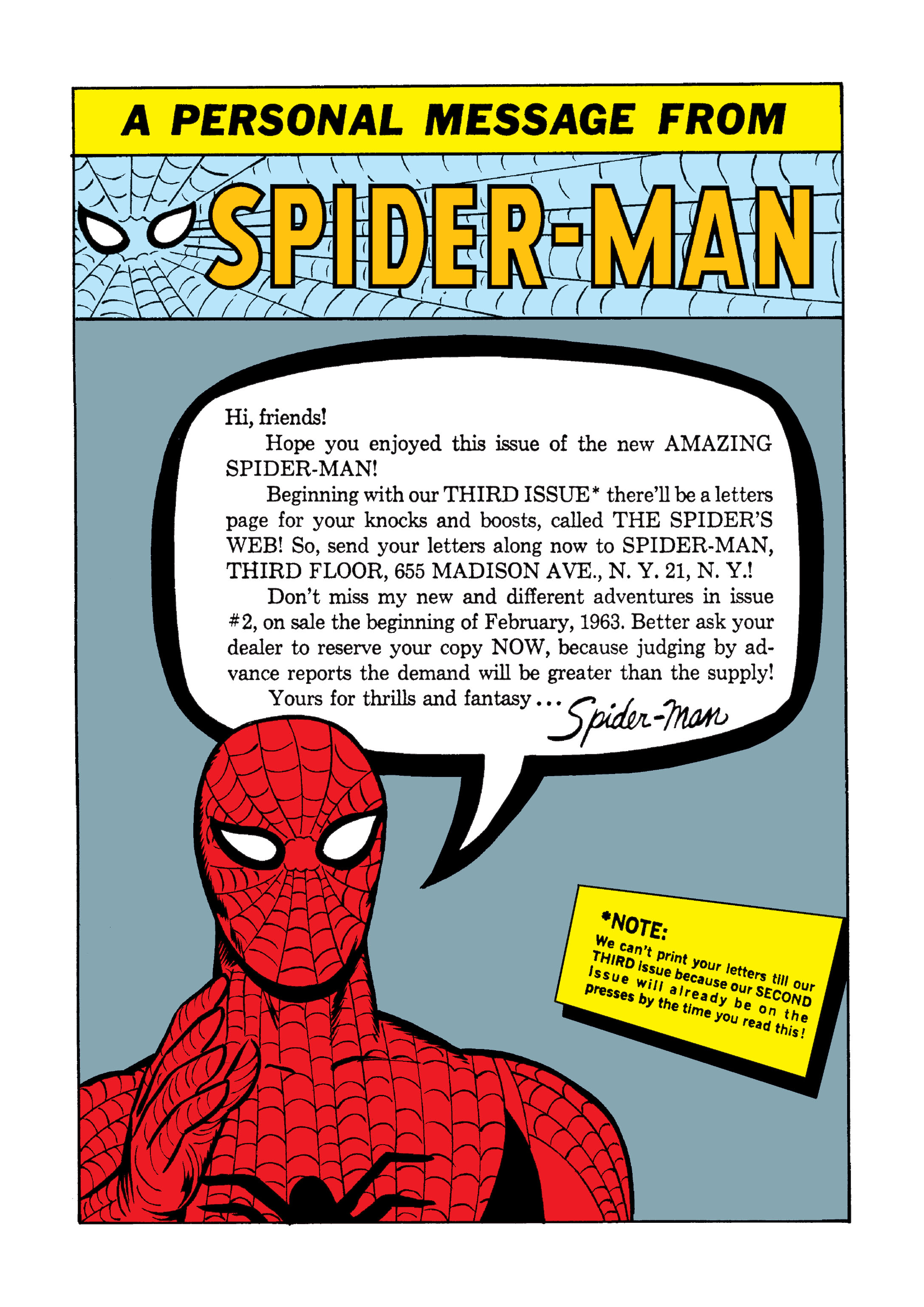 The Amazing Spider-Man (1963) 1 Page 25