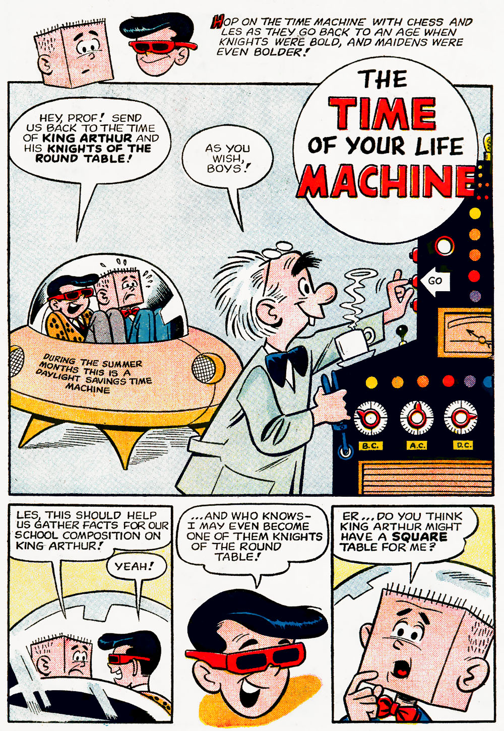 Archie's Madhouse issue 24 - Page 26