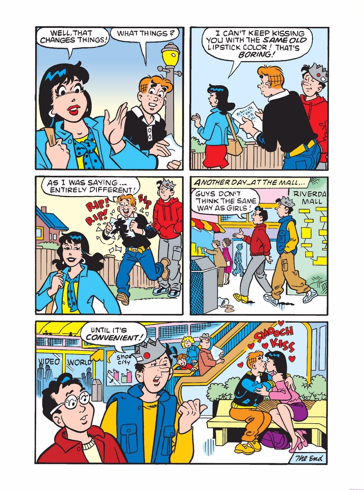 Read online Archie 1000 Page Comics Bonanza comic -  Issue #3 (Part 1) - 103