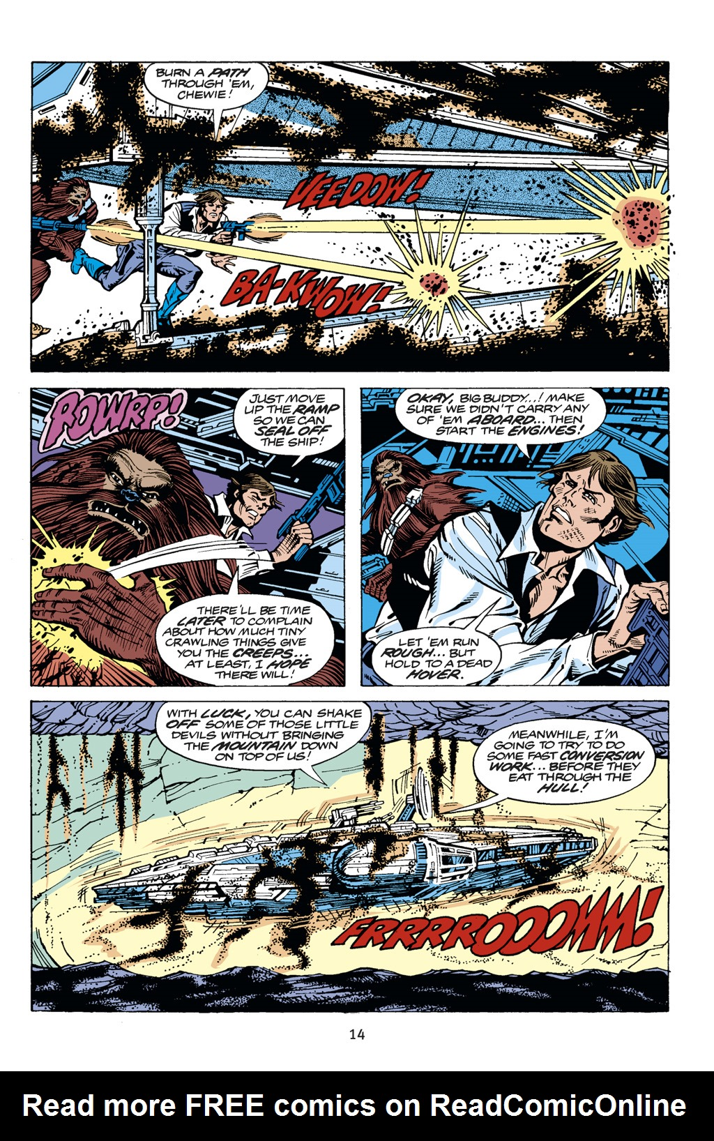 Read online Star Wars Omnibus comic -  Issue # Vol. 14 - 15