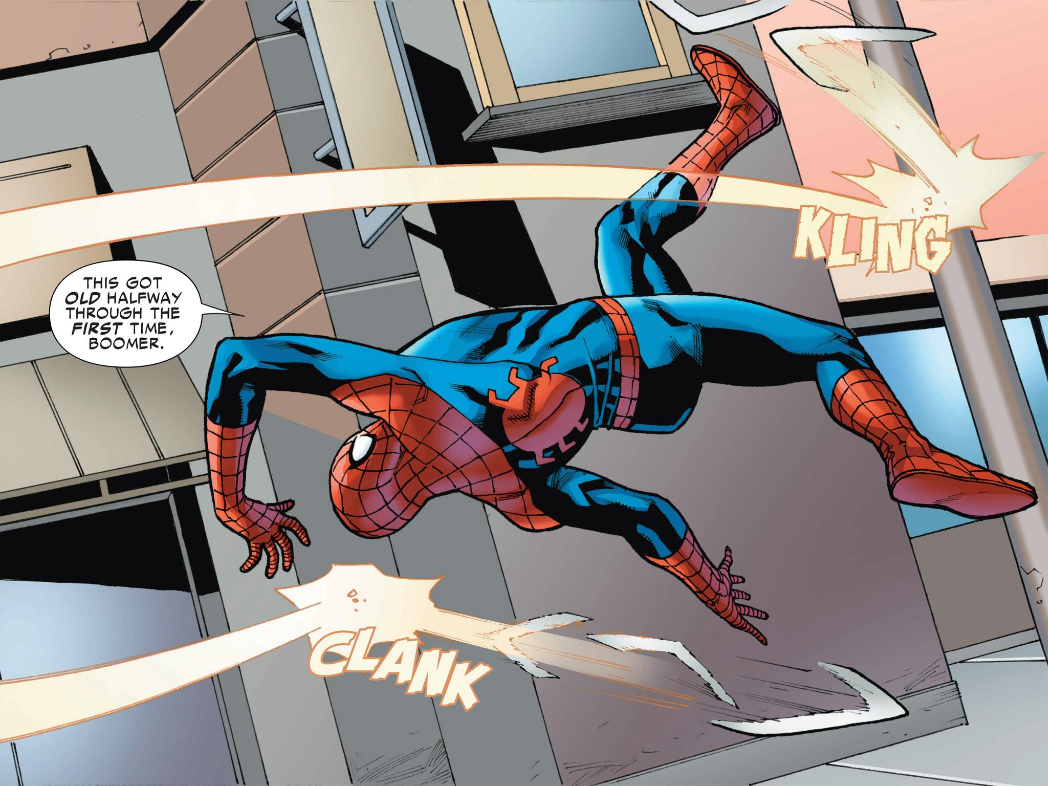 Read online Ultimate Spider-Man (Infinite Comics) (2016) comic -  Issue #2 - 25