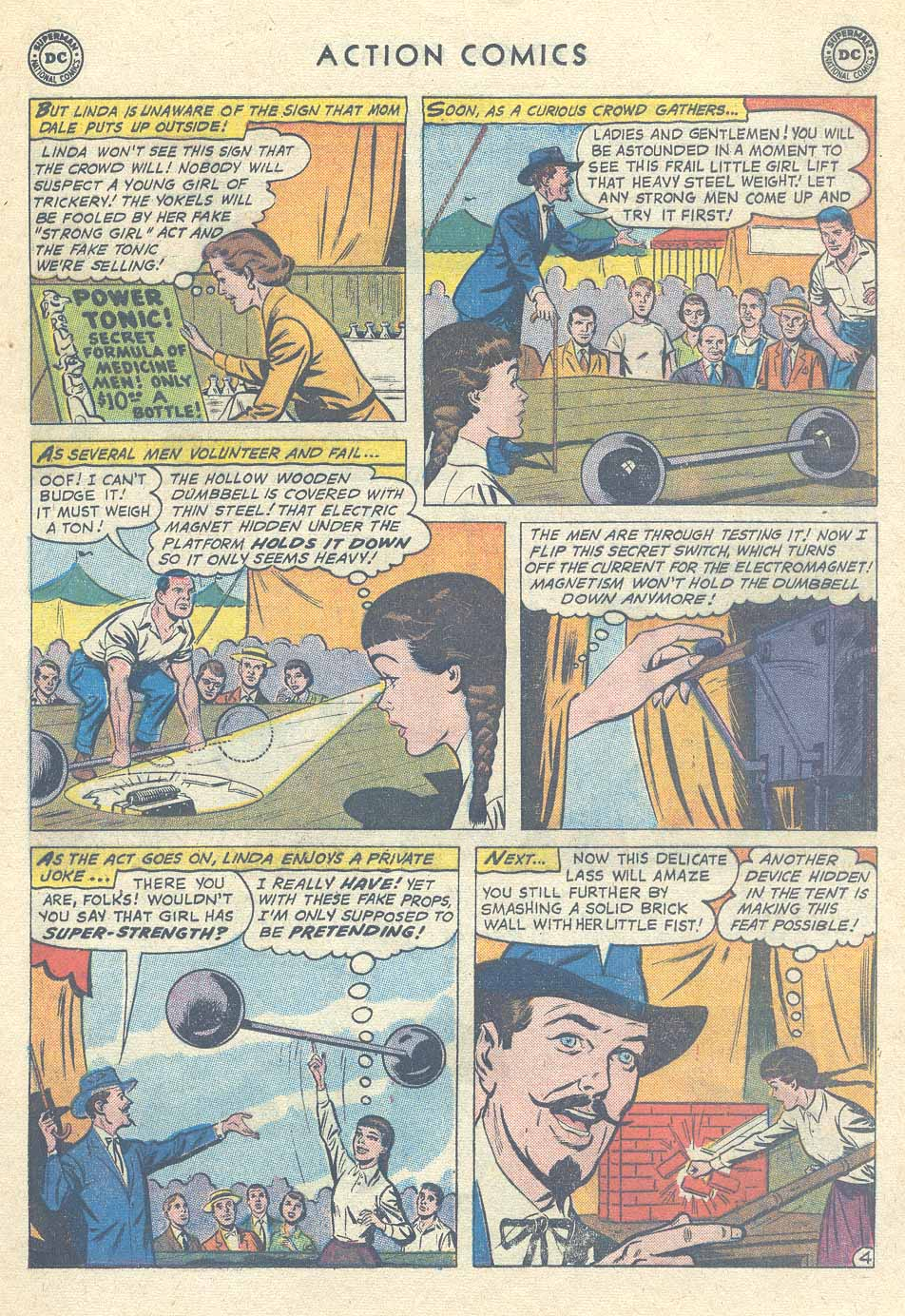 Action Comics (1938) 254 Page 28