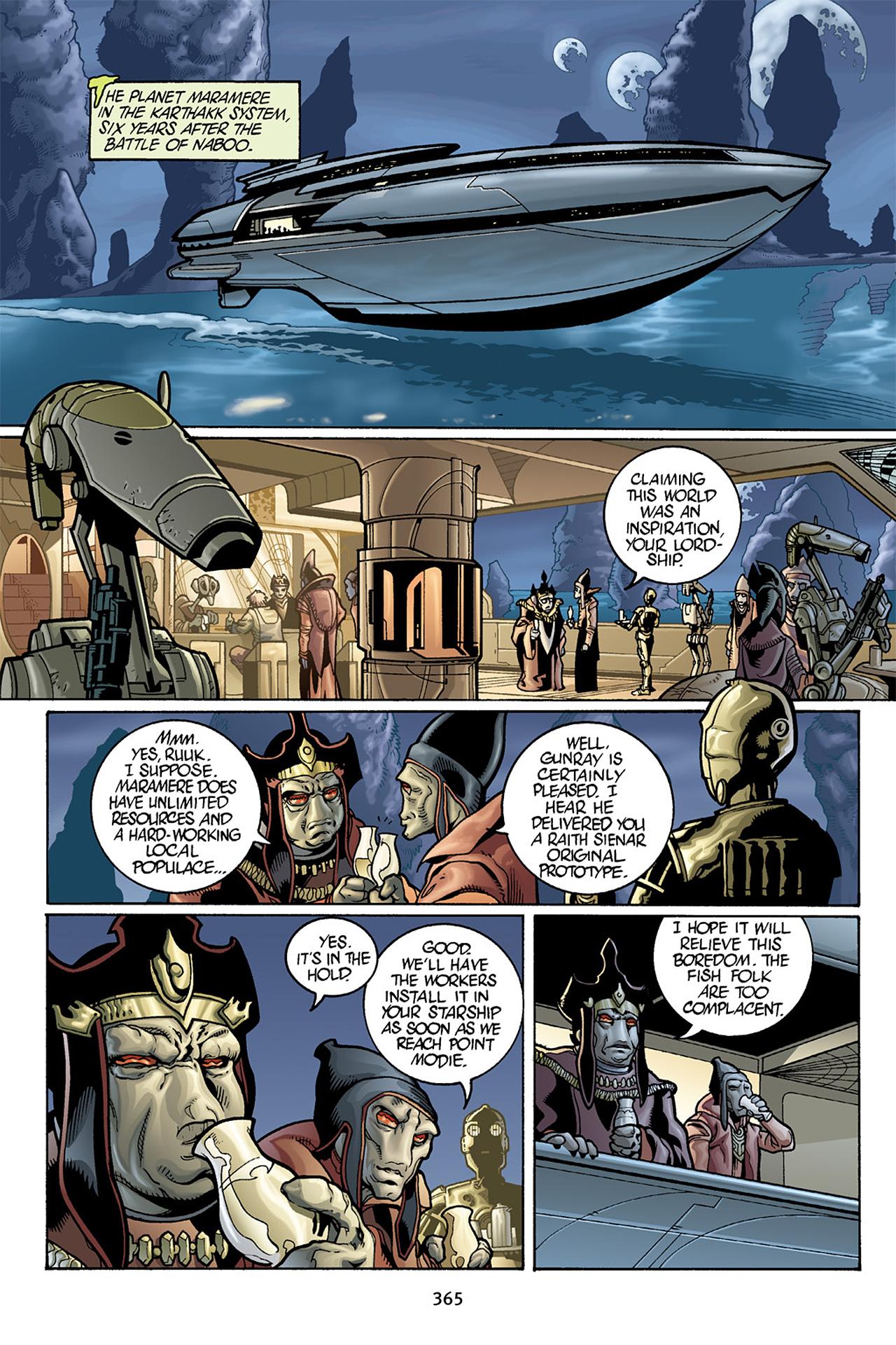 Read online Star Wars Omnibus comic -  Issue # Vol. 10 - 358