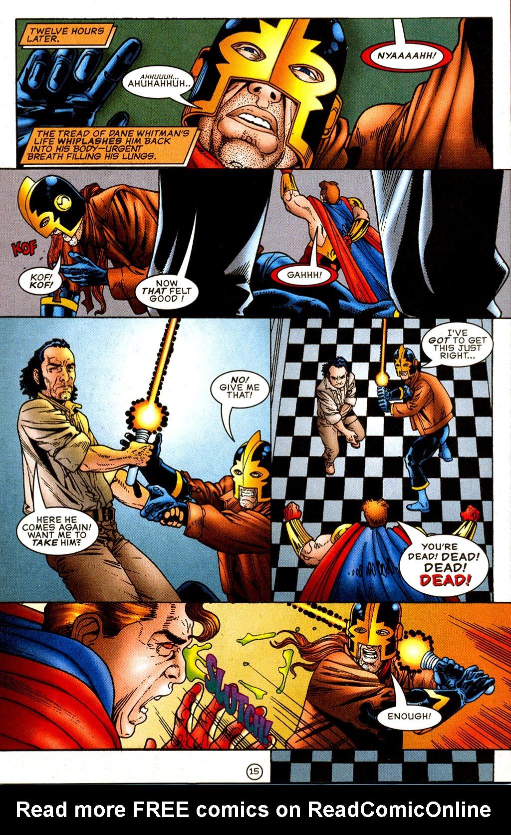 Read online UltraForce (1995) comic -  Issue #8 - 16