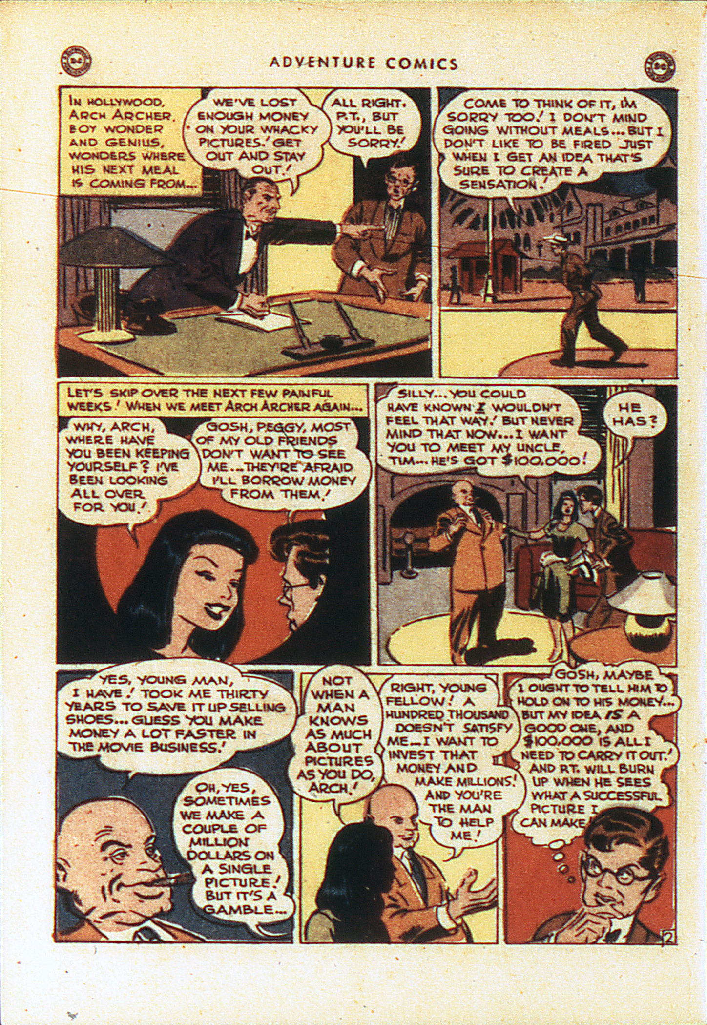 Read online Adventure Comics (1938) comic -  Issue #104 - 13