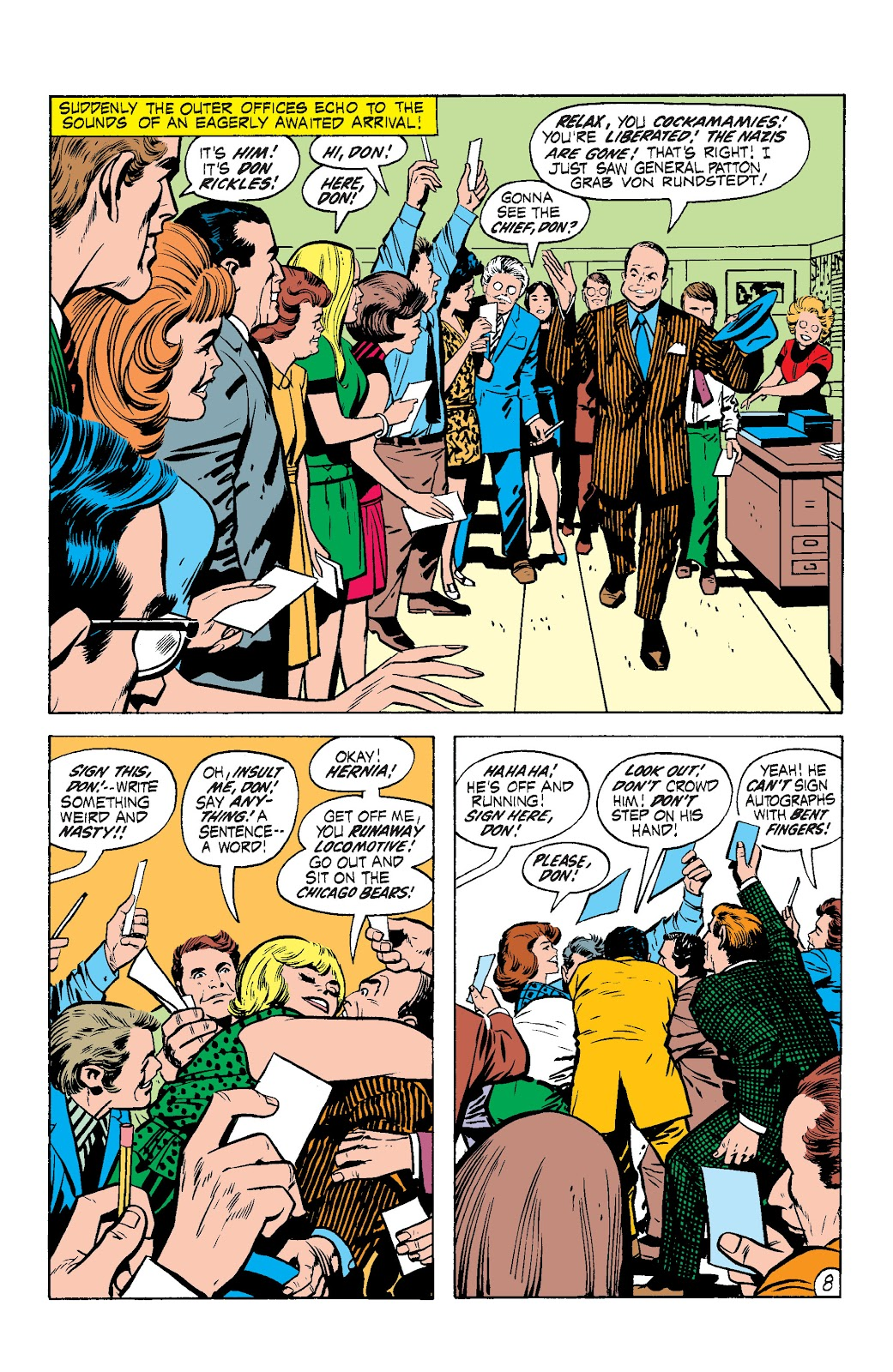 Read online Superman's Pal, Jimmy Olsen by Jack Kirby comic -  Issue # TPB (Part 2) - 75