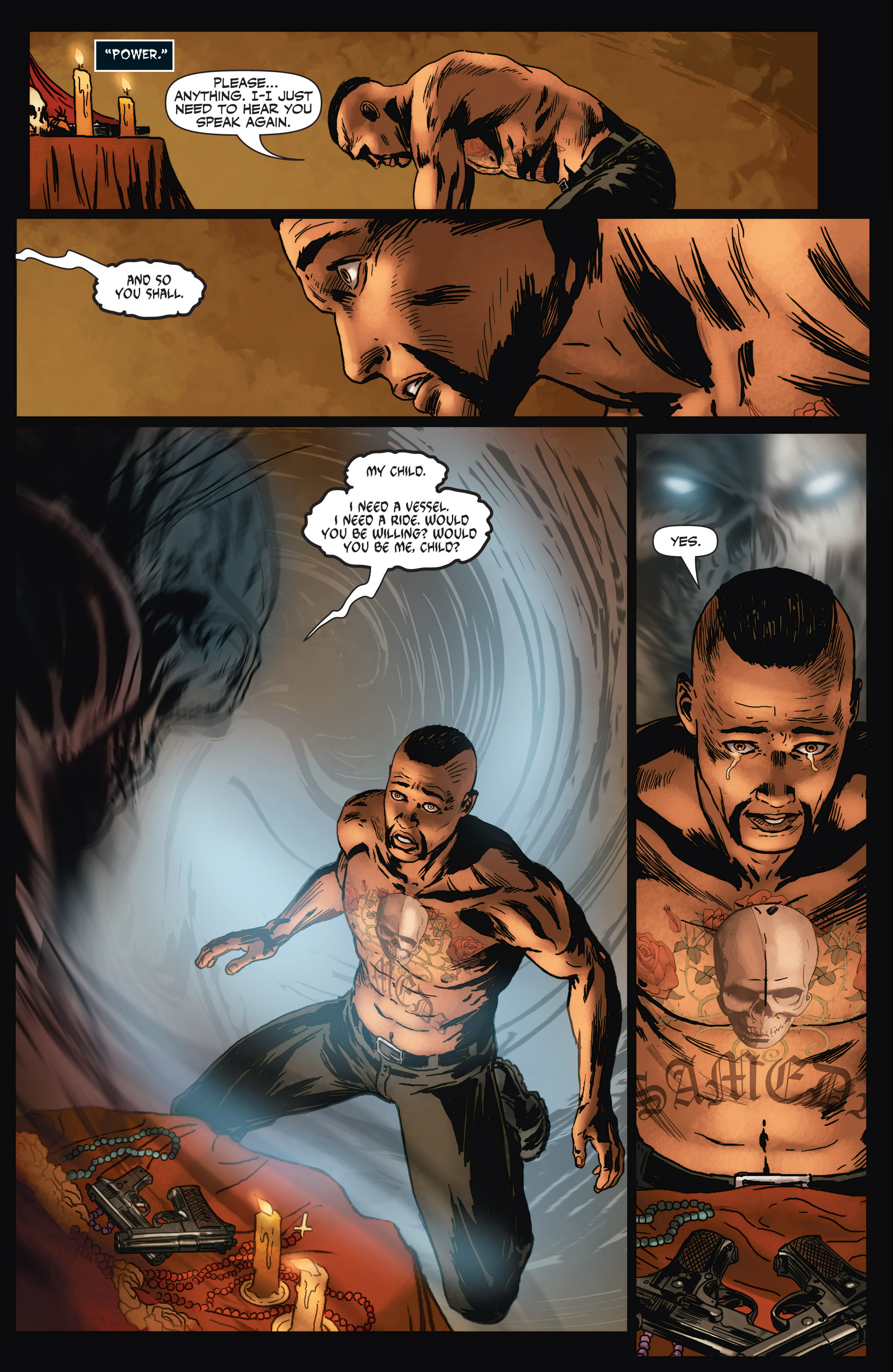 Read online Shadowman (2012) comic -  Issue #6 - 6