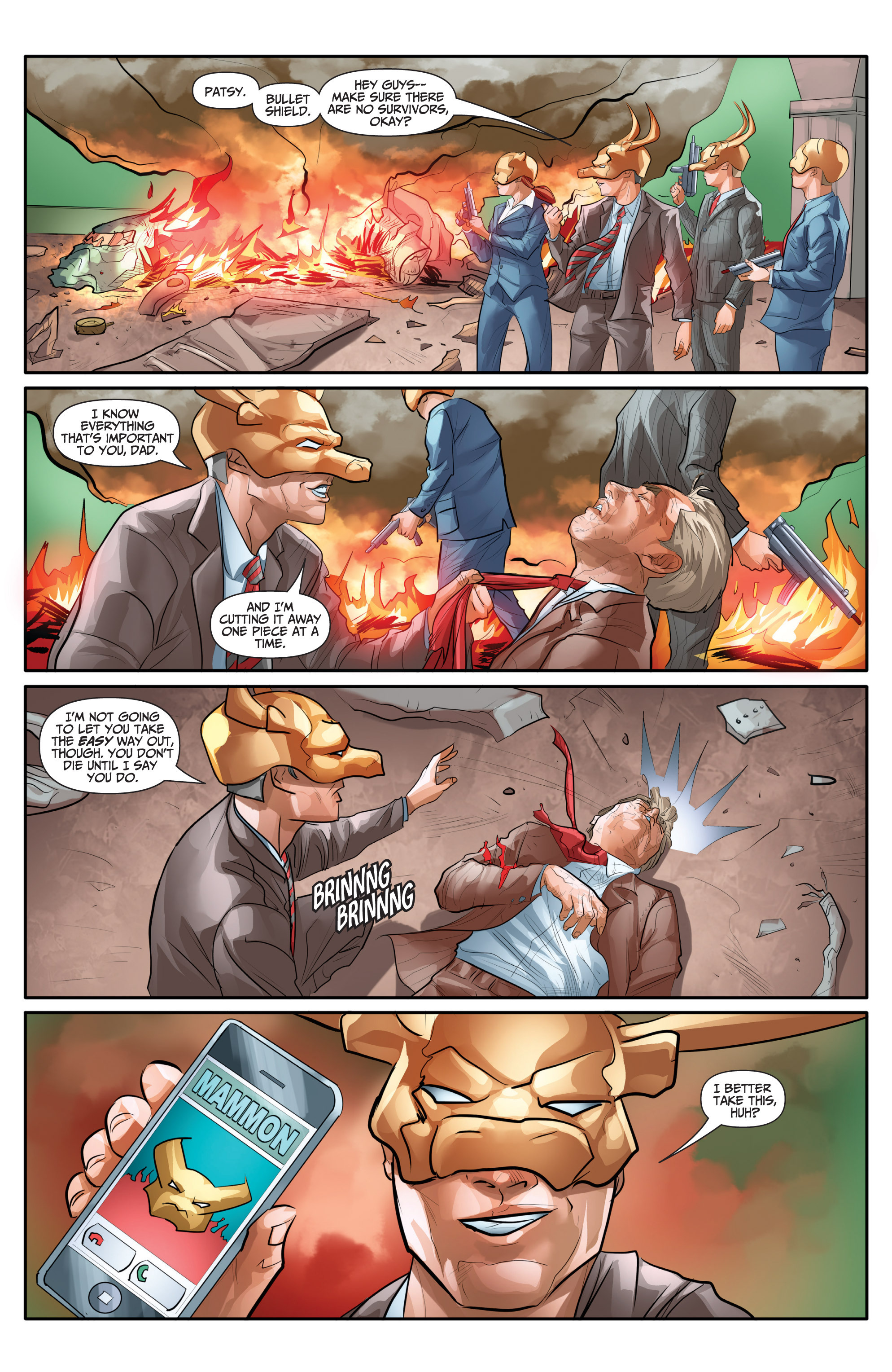 Read online Archer and Armstrong comic -  Issue #Archer and Armstrong _TPB 7 - 73