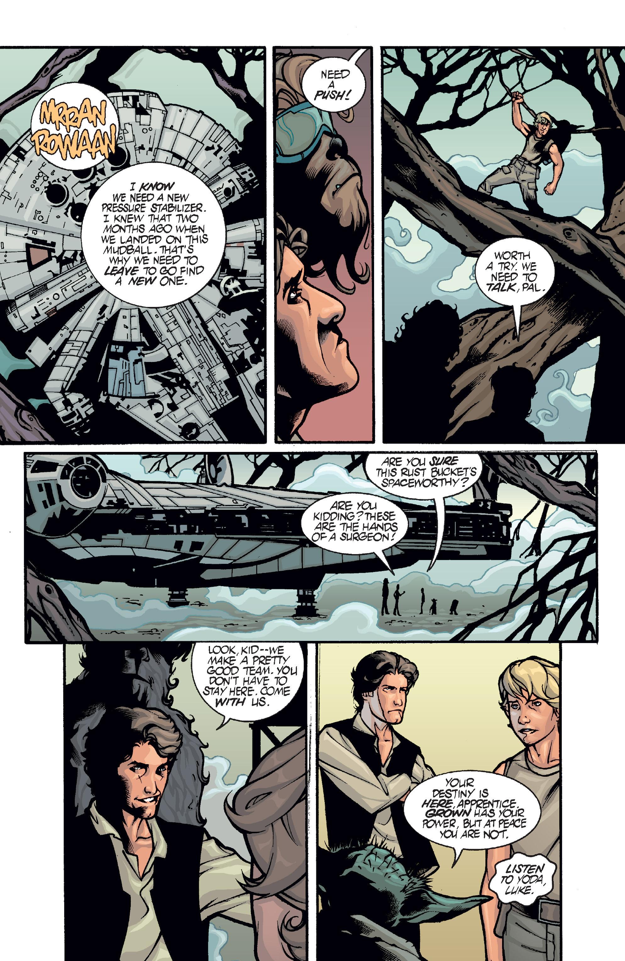 Read online Star Wars Omnibus comic -  Issue # Vol. 27 - 43