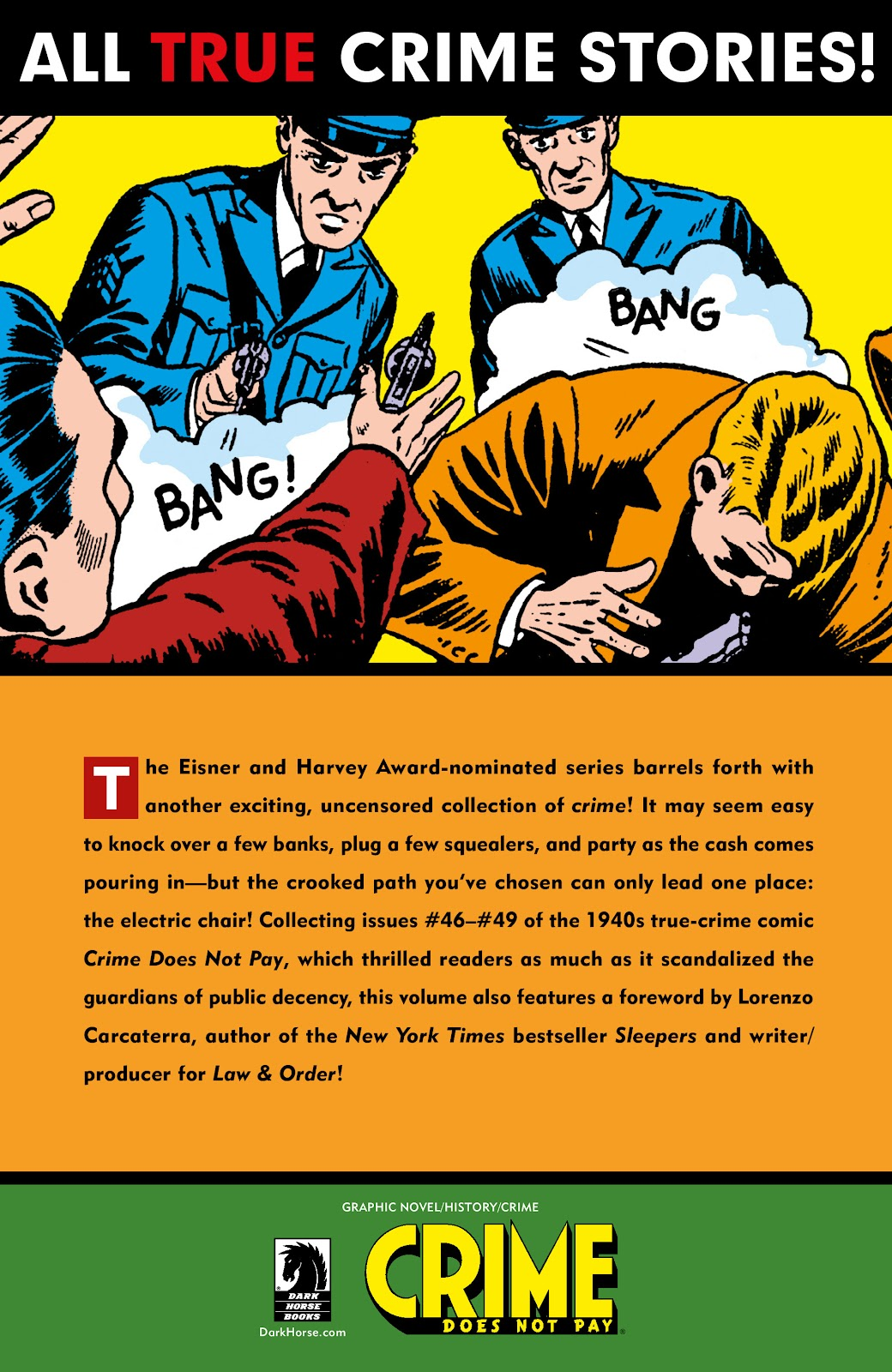 Read online Crime Does Not Pay Archives comic -  Issue # TPB 7 (Part 3) - 79