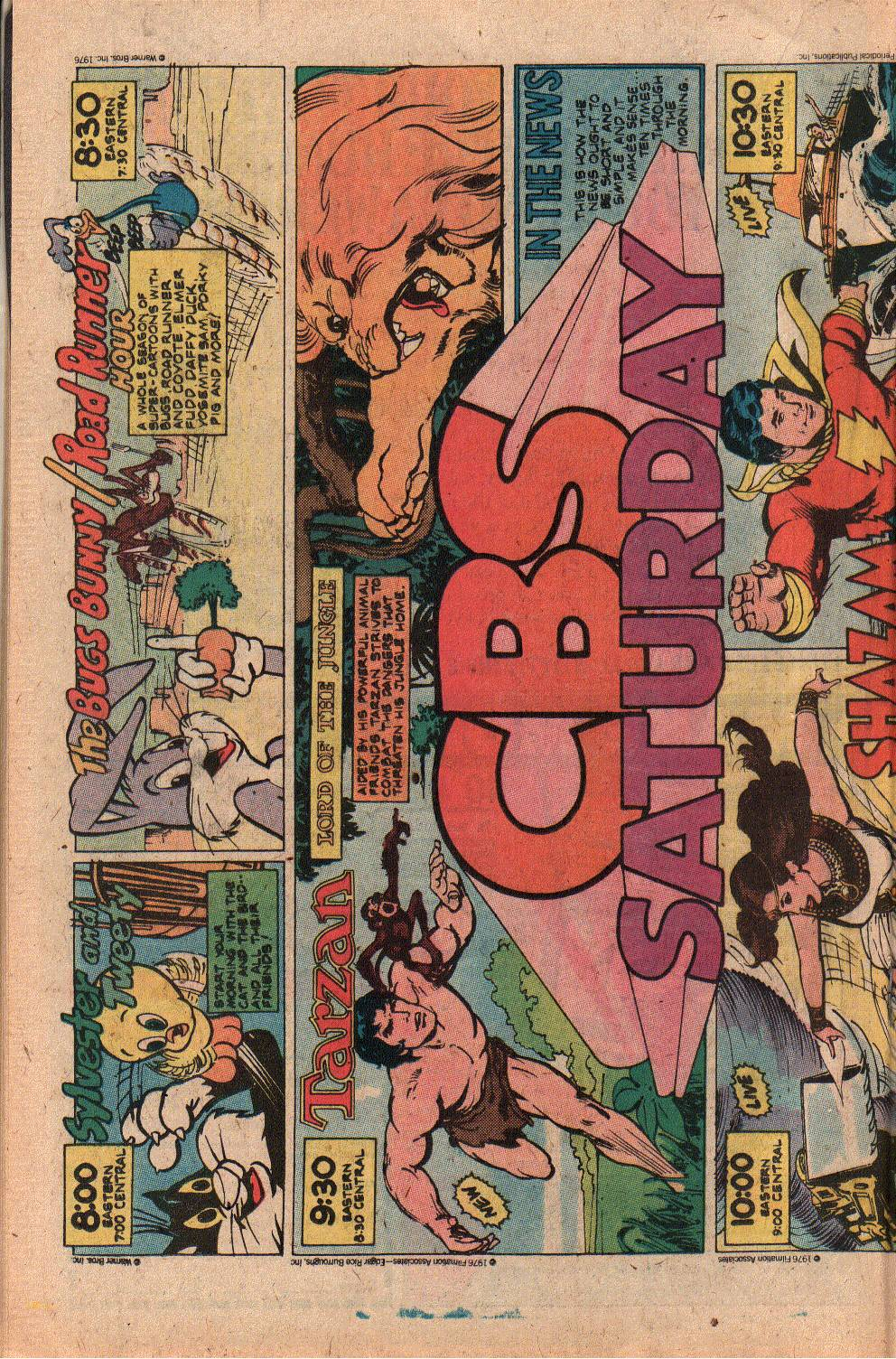 Read online Shazam! (1973) comic -  Issue #26 - 18