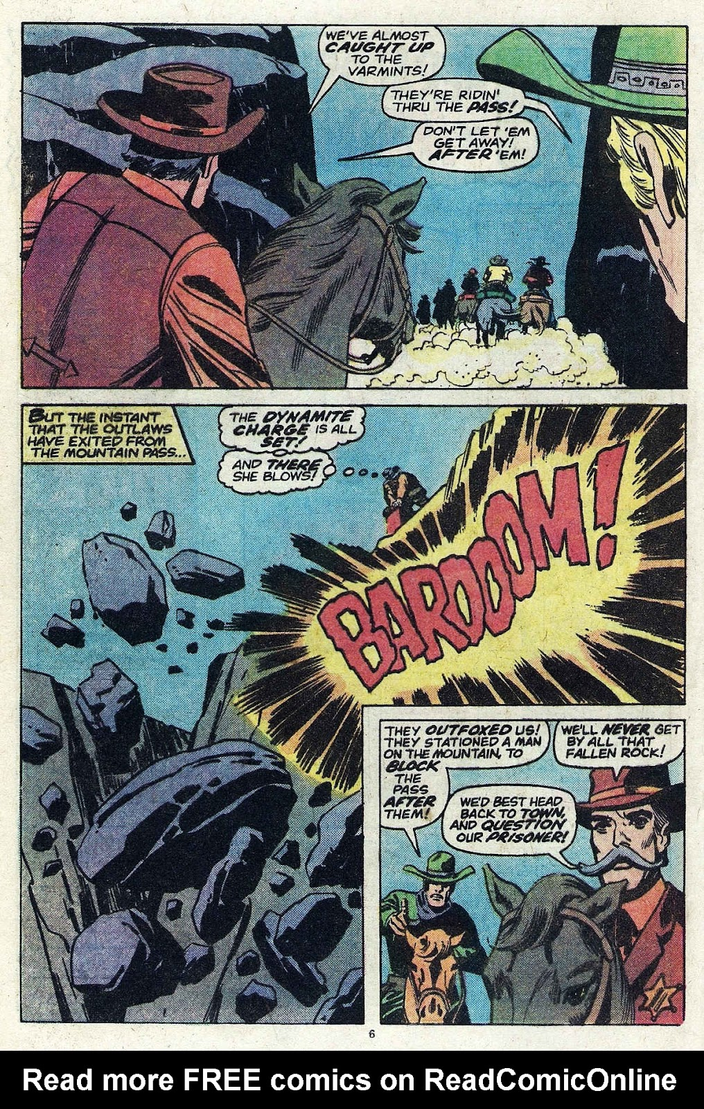 The Rawhide Kid (1955) issue 149 - Page 8