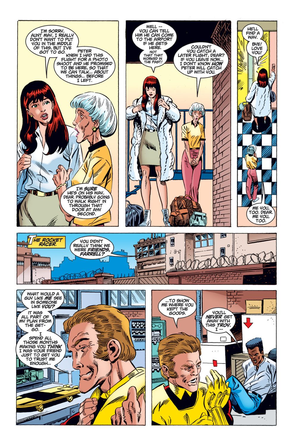 The Amazing Spider-Man (1999) 13 Page 3