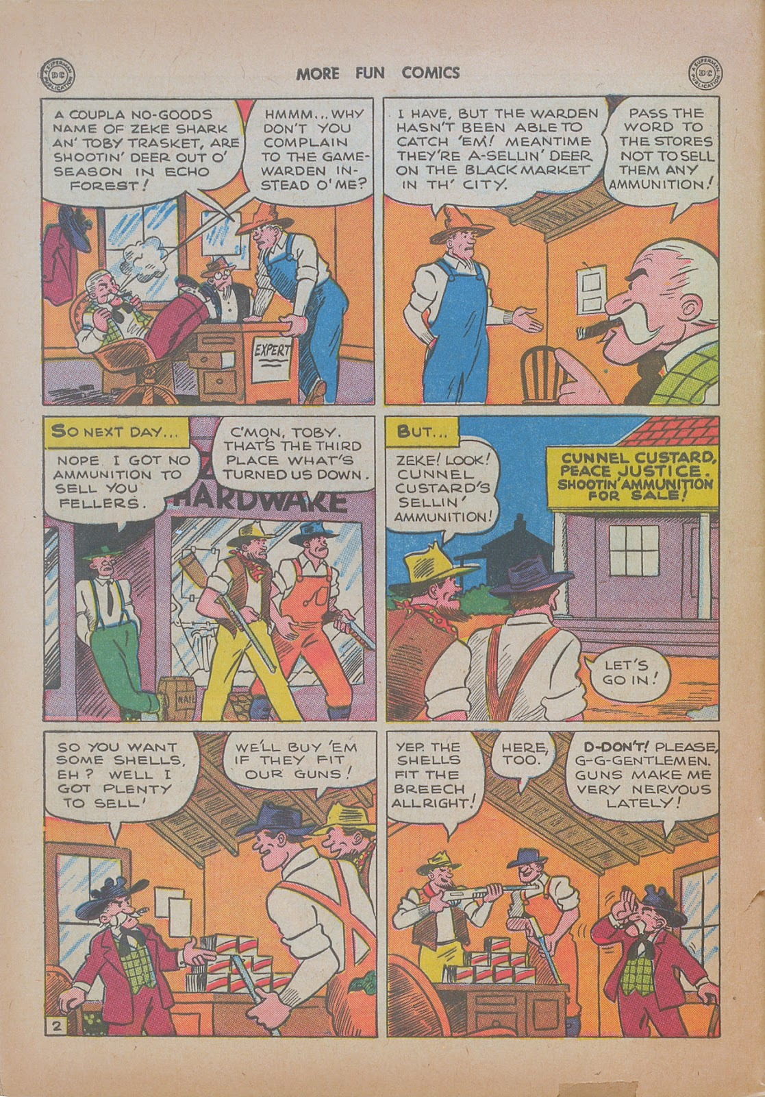 More Fun Comics issue 115 - Page 46