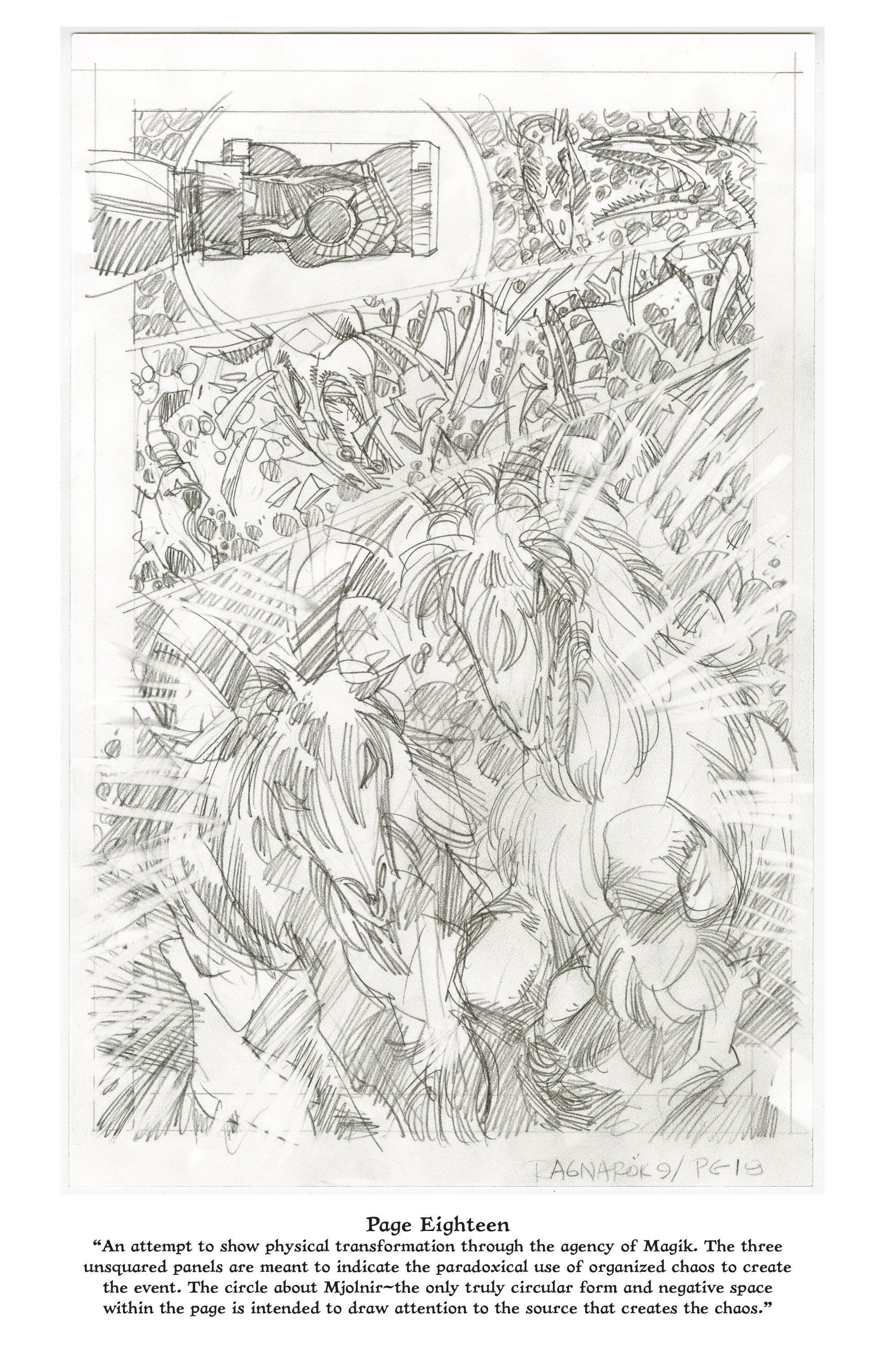 Read online Ragnarok comic -  Issue #9 - 31