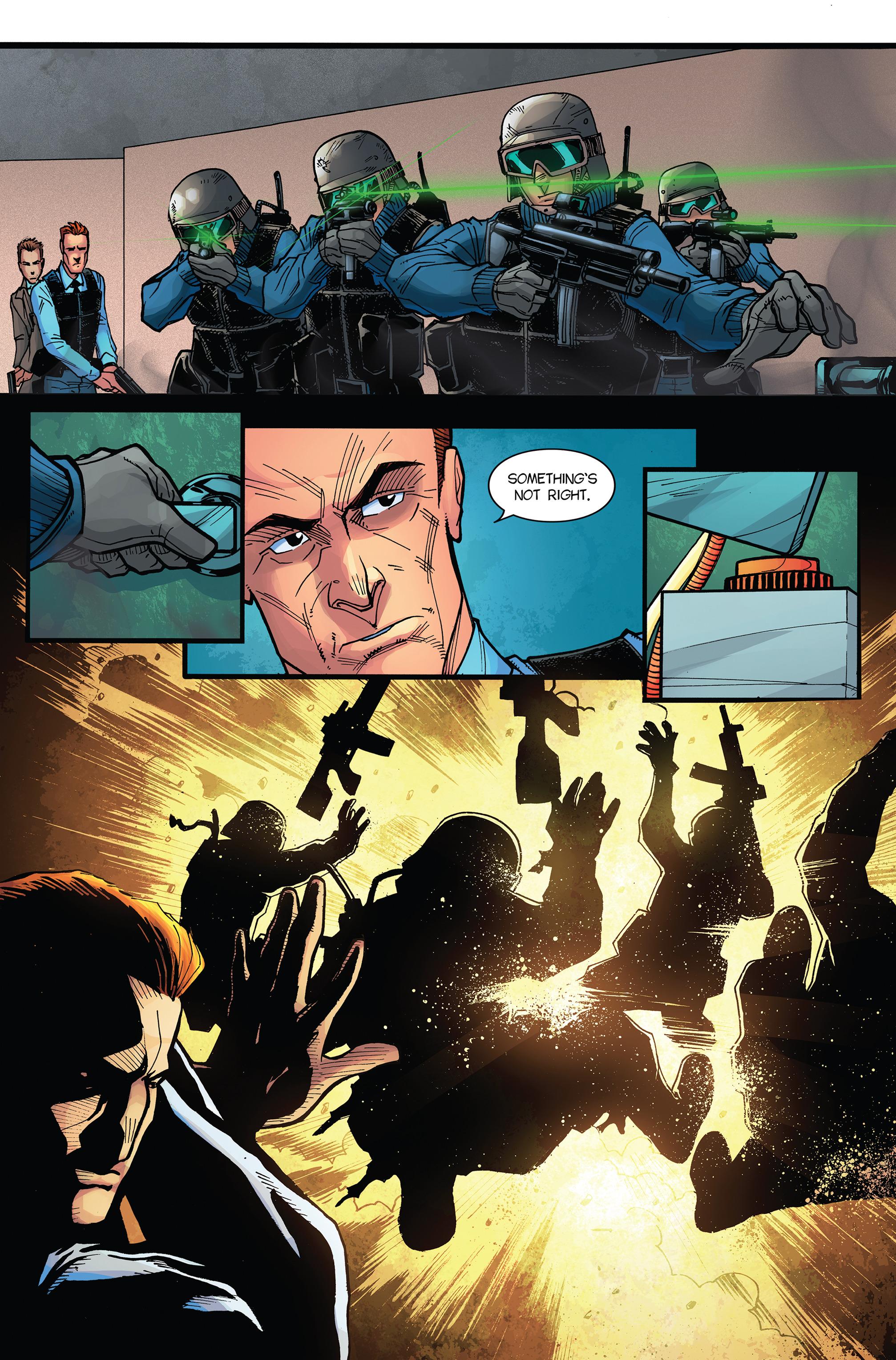 Read online Antiis Comics Presents, Vol. 1: Midknight comic -  Issue #Antiis Comics Presents, Vol. 1: Midknight Full - 22