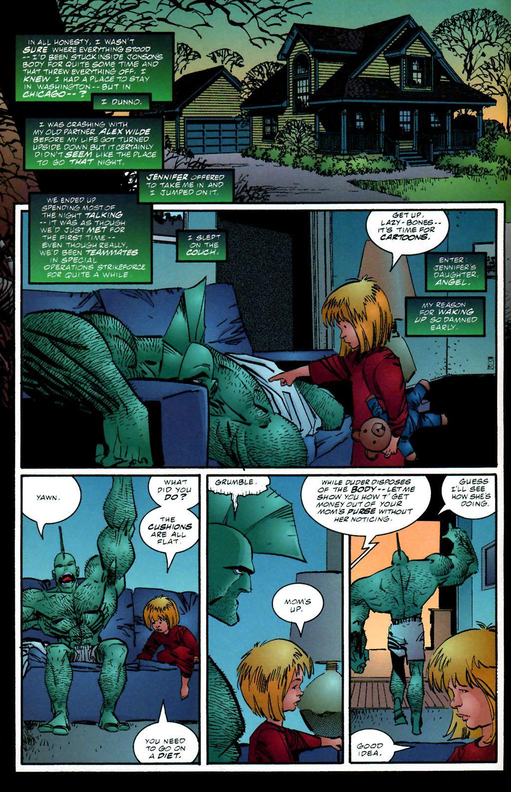 The Savage Dragon (1993) Issue #59 #62 - English 8