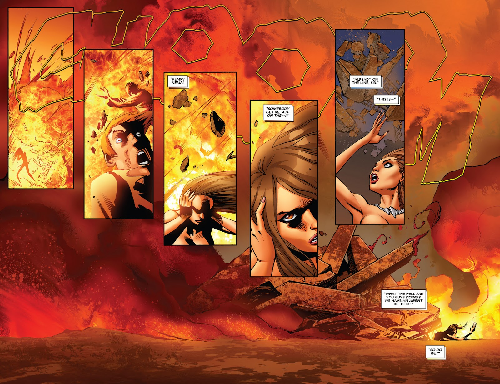 Read online Deadpool (2008) comic -  Issue #61 - 14