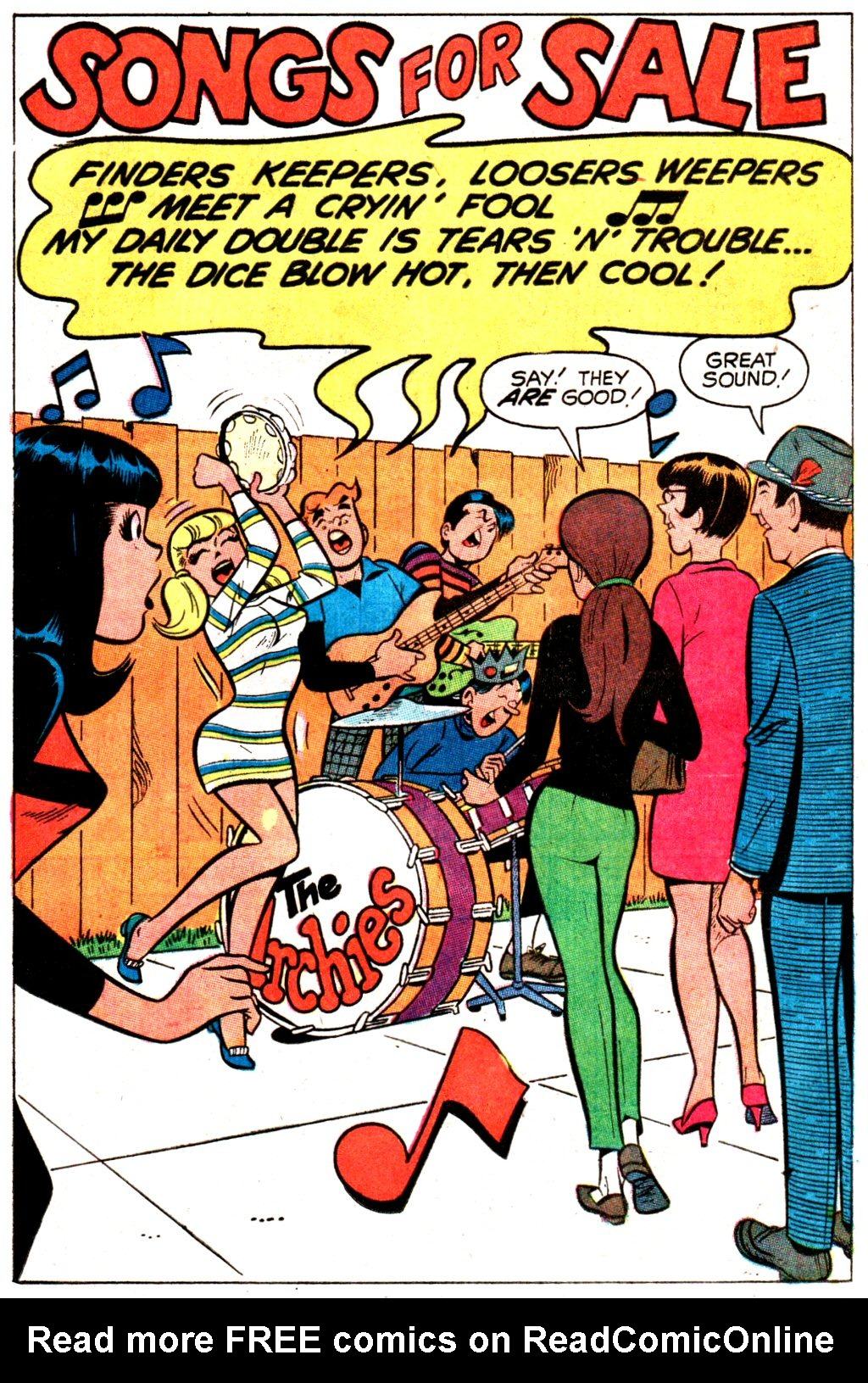 Read online Archie (1960) comic -  Issue #192 - 13