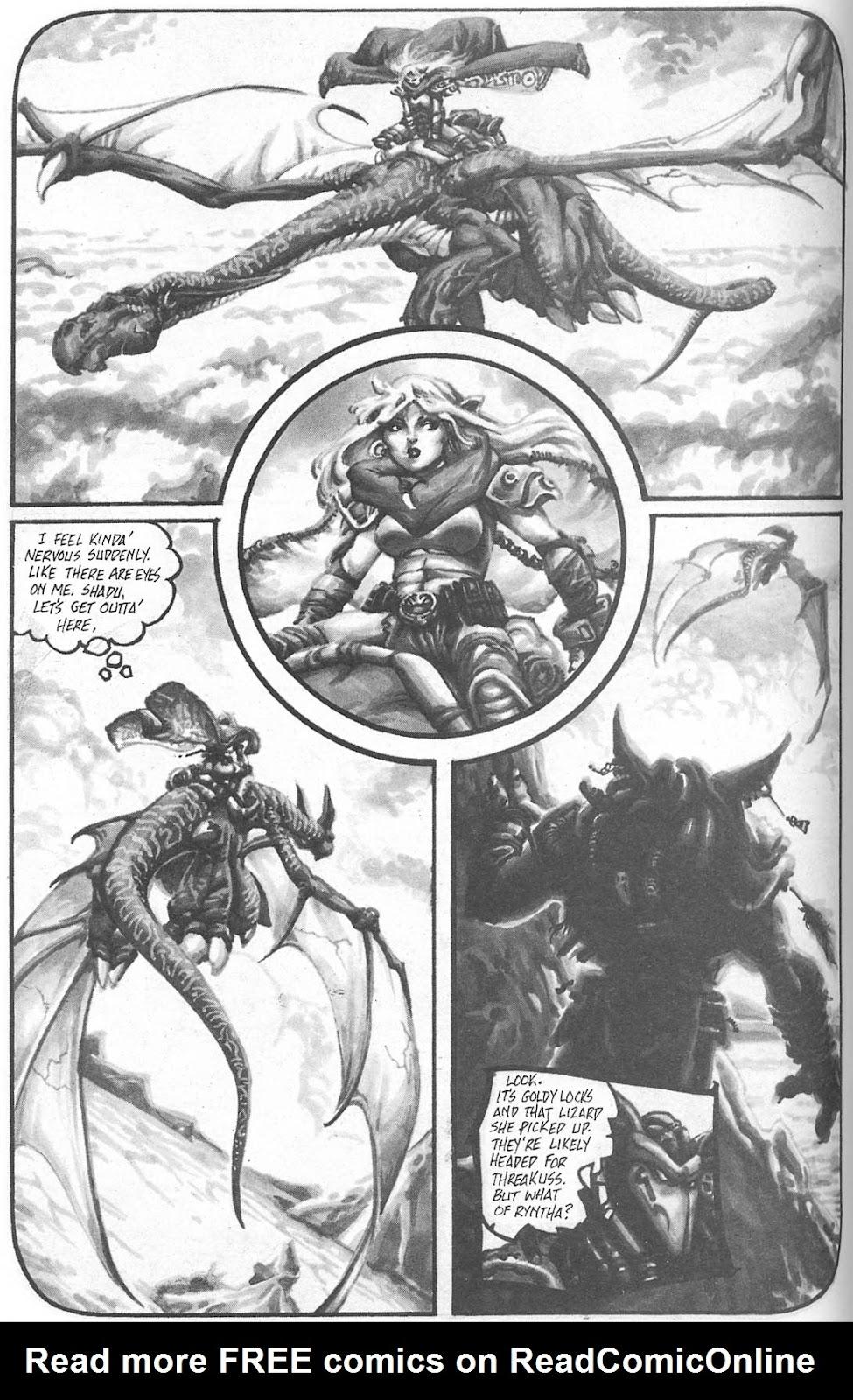 Read online Animal Mystic comic -  Issue #4 - 19