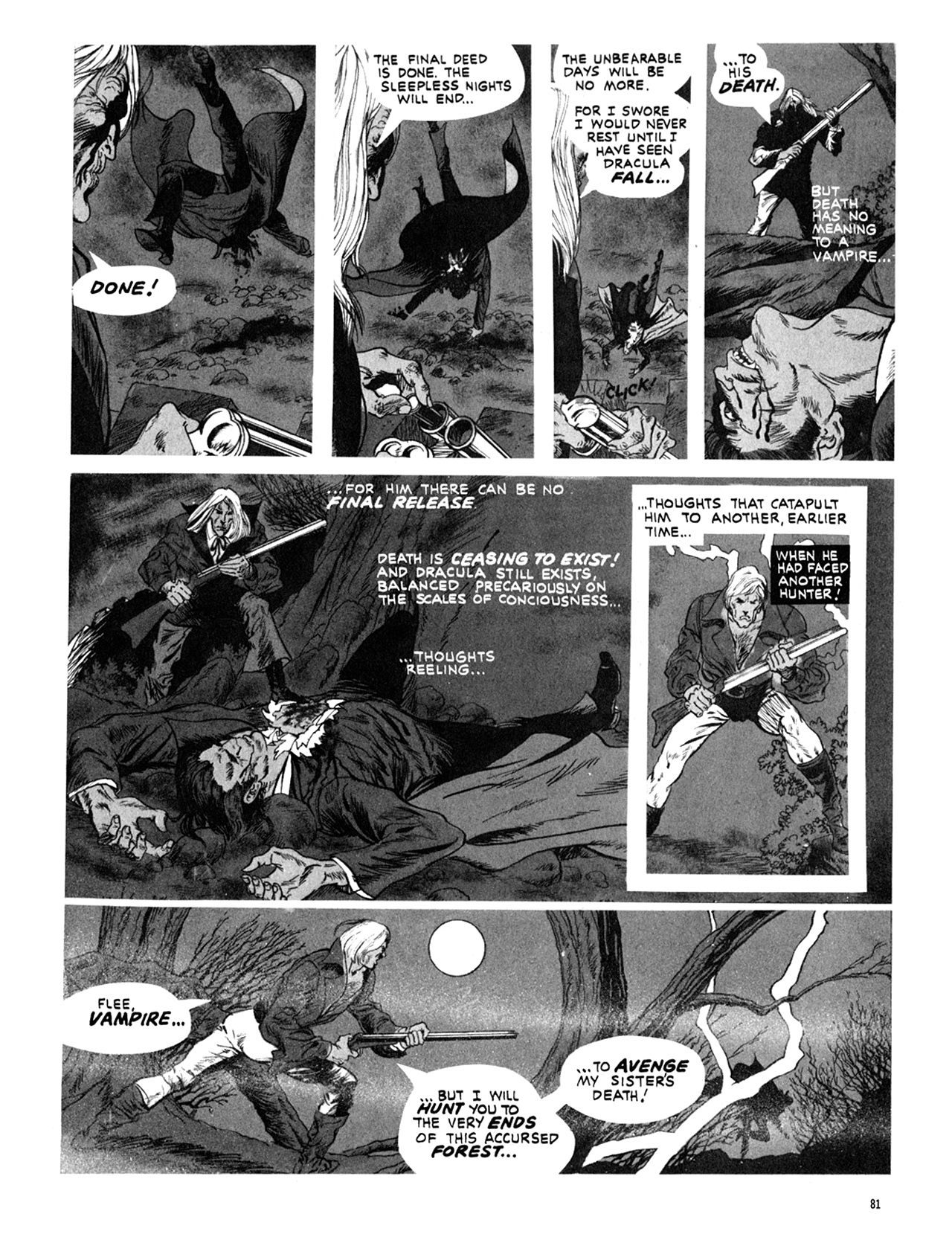 Read online Eerie Archives comic -  Issue # TPB 10 - 82