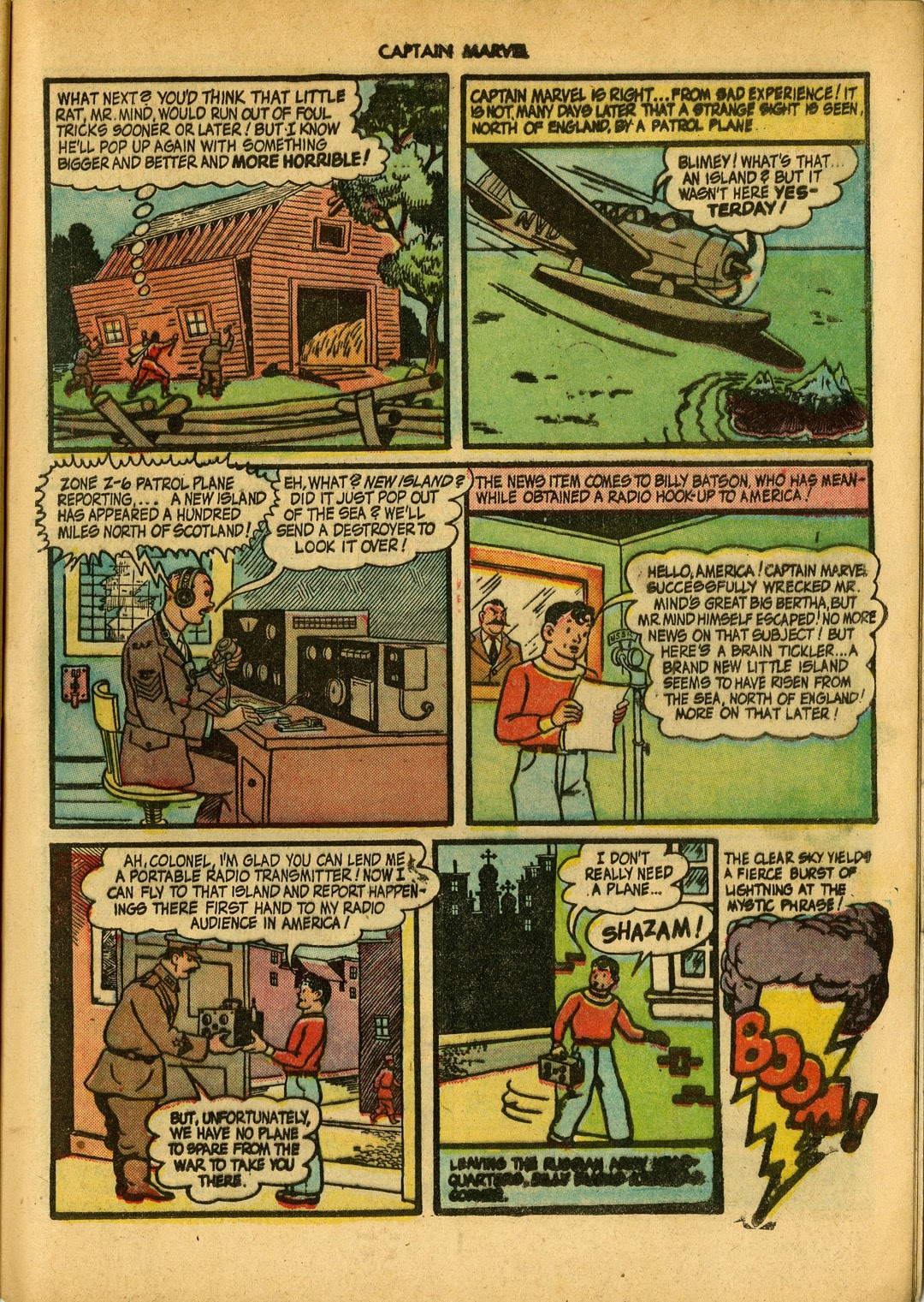 Captain Marvel Adventures issue 34 - Page 53