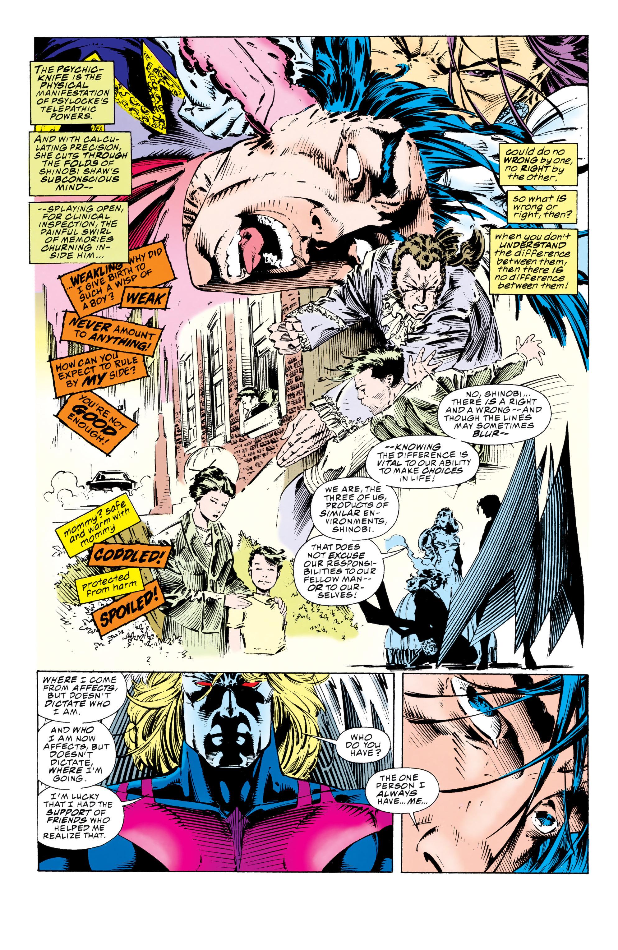 X-Men (1991) 29 Page 18