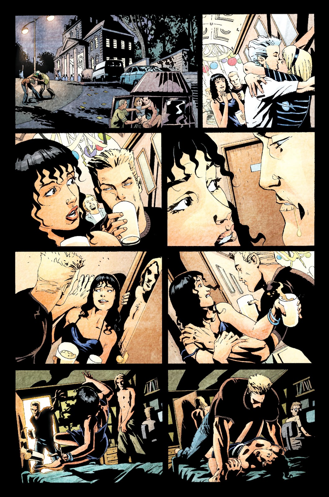 Read online Elektra (2001) comic -  Issue # _TPB Elektra by Greg Rucka Ultimate Collection (Part 1) - 53