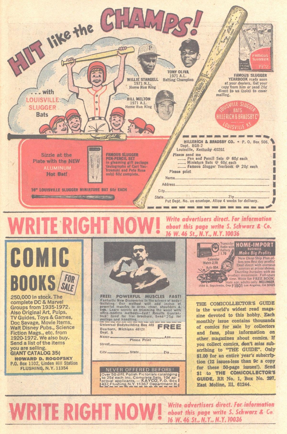 Read online Adventure Comics (1938) comic -  Issue #419 - 33