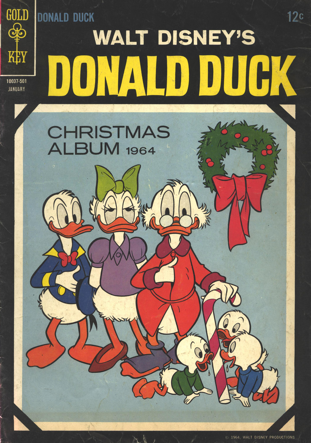 Walt Disney's Donald Duck (1952) issue 99 - Page 1