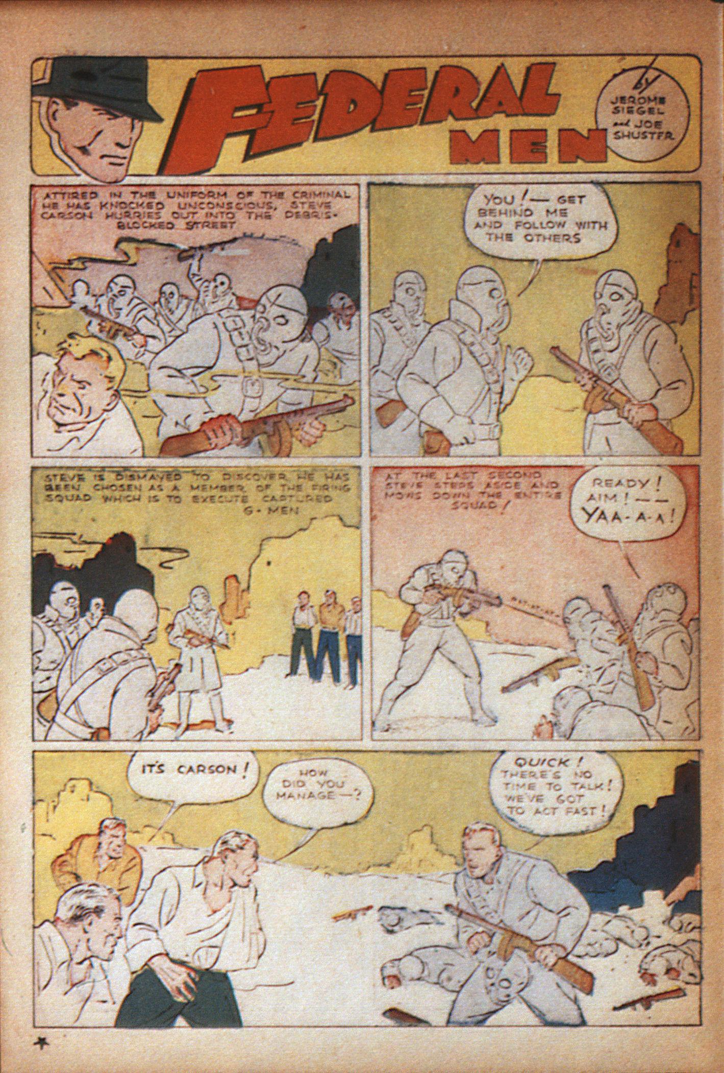 Read online Adventure Comics (1938) comic -  Issue #7 - 62