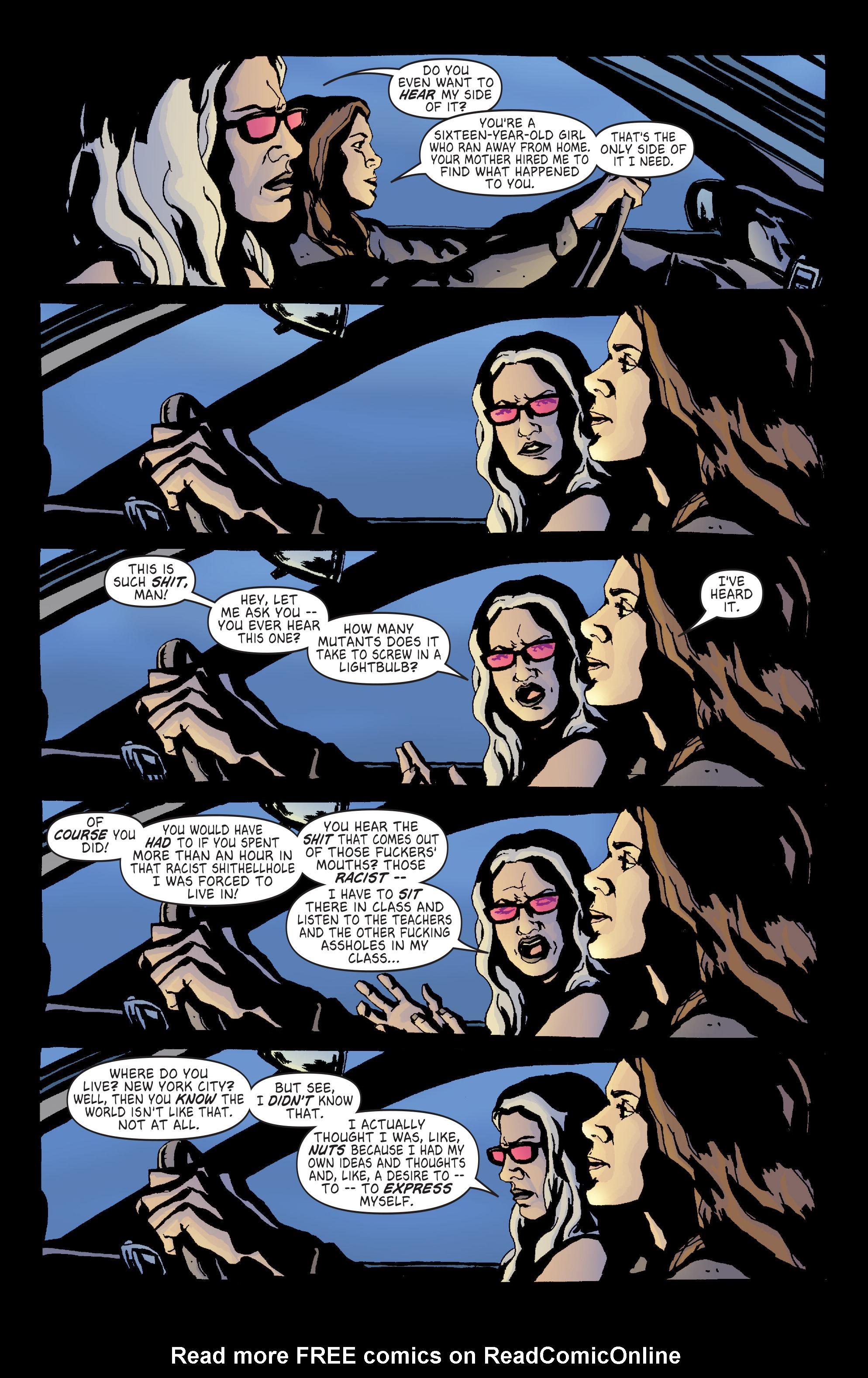 Read online Alias comic -  Issue #14 - 9