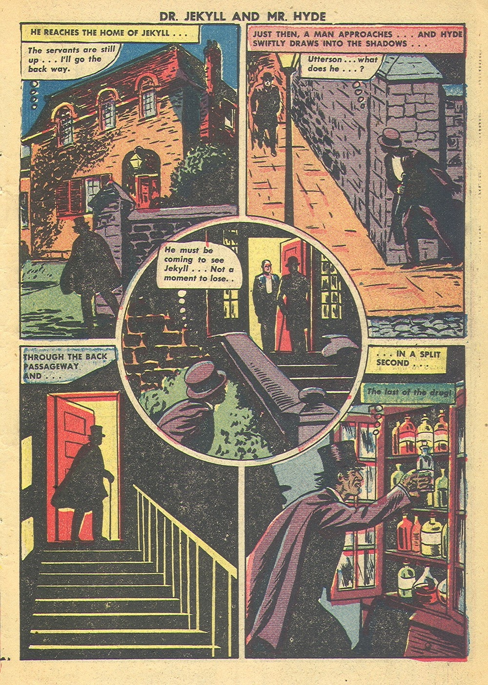 Classics Illustrated issue 13 - Page 43