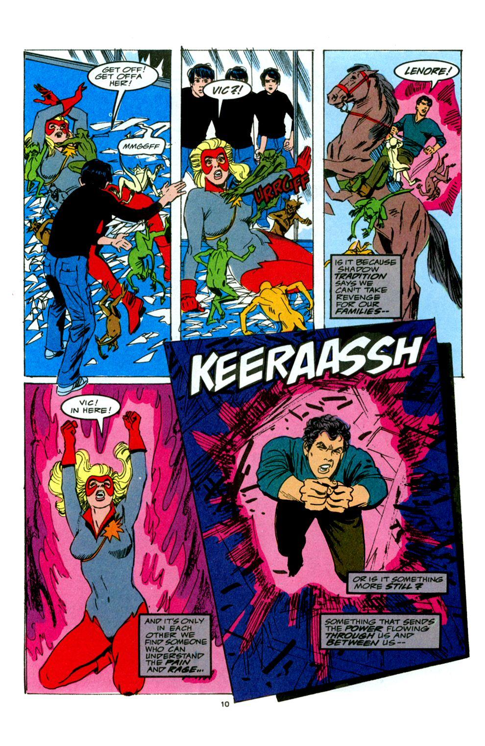 Read online Powerline comic -  Issue #6 - 12