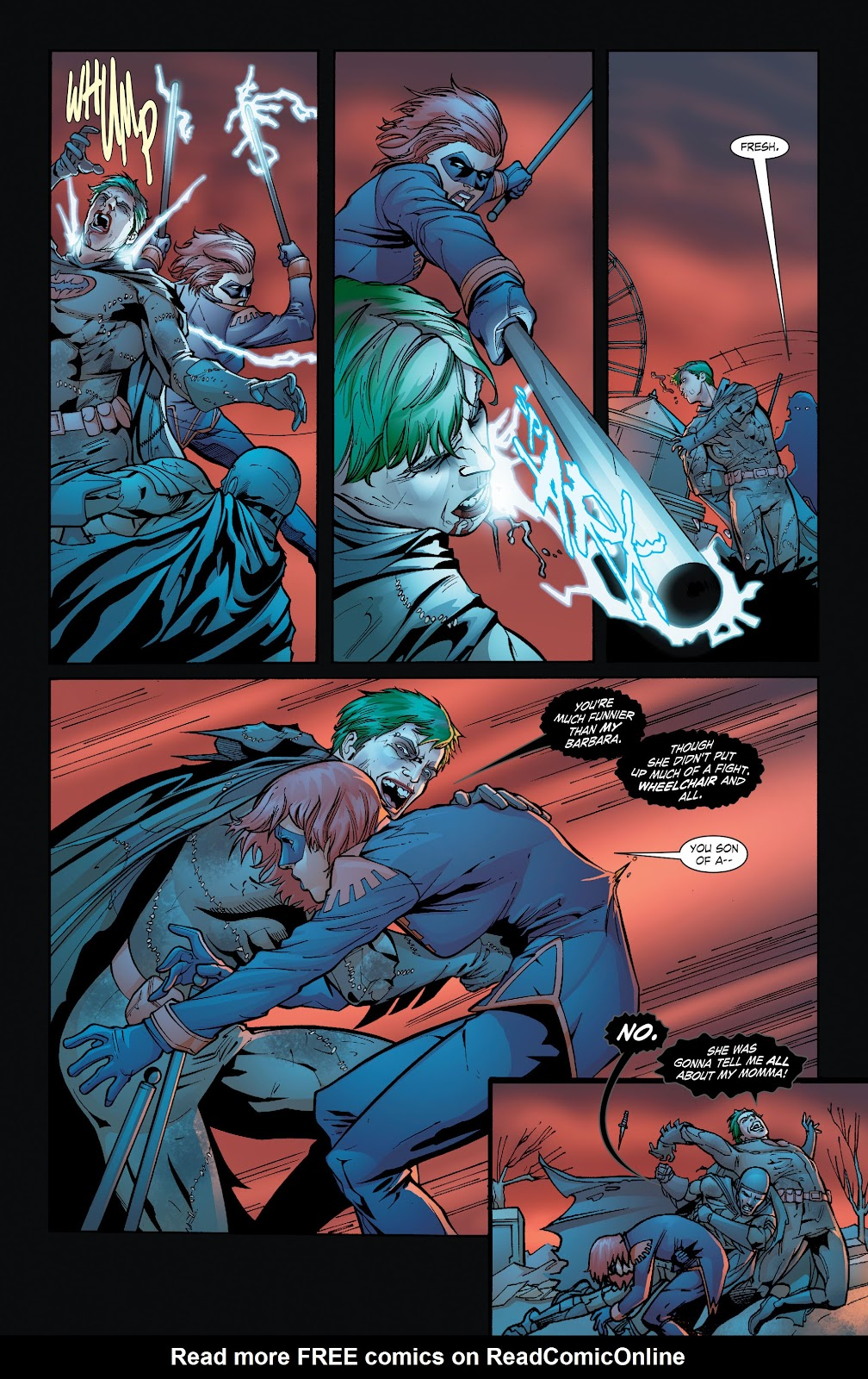 Read online Smallville Season 11 [II] comic -  Issue # TPB 6 - 158