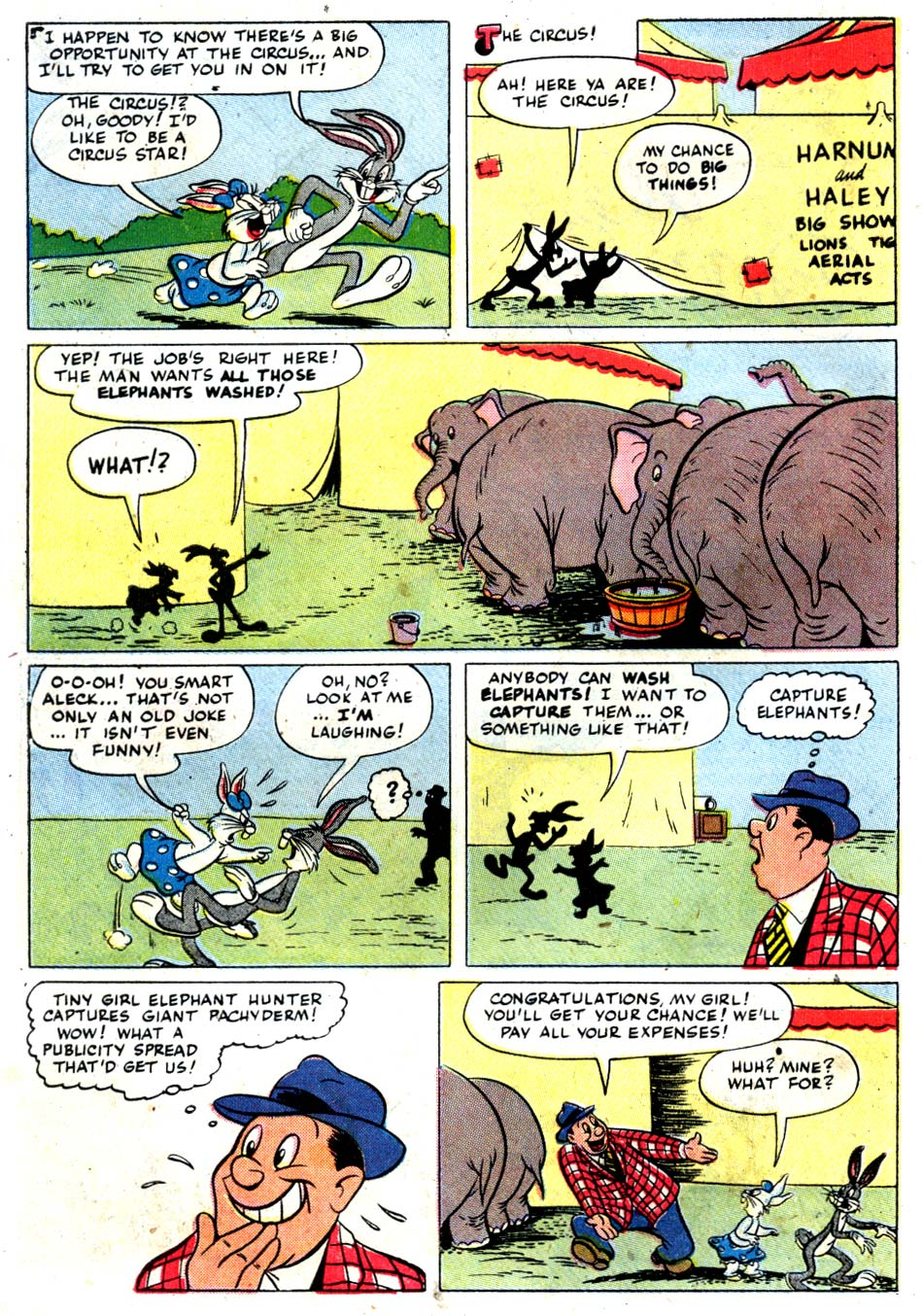 Four Color Comics issue 498 - Page 30