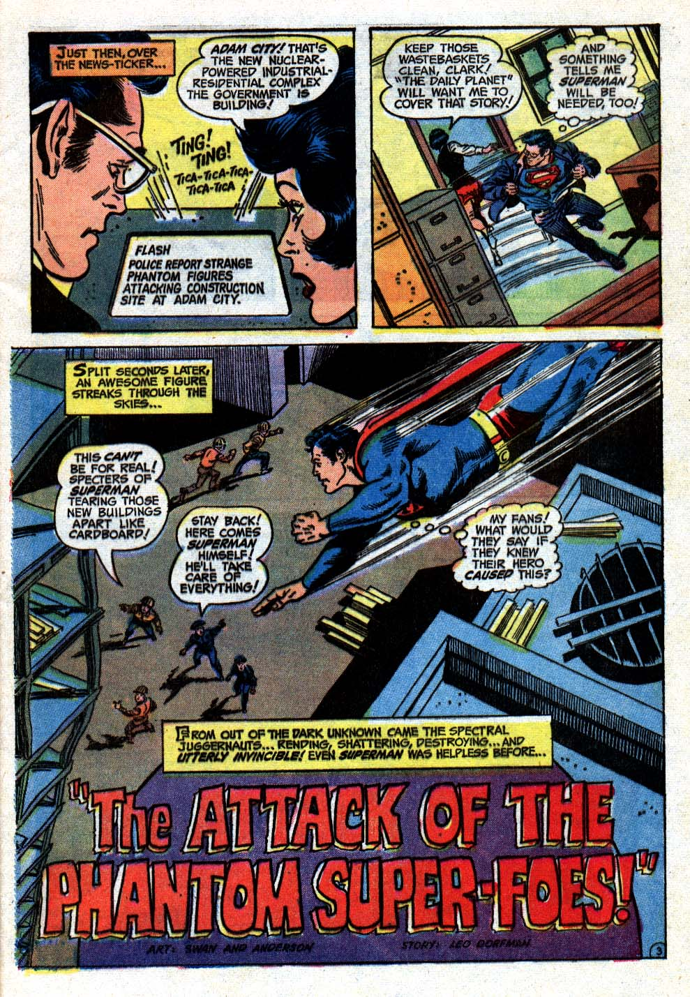 Read online Action Comics (1938) comic -  Issue #418 - 5