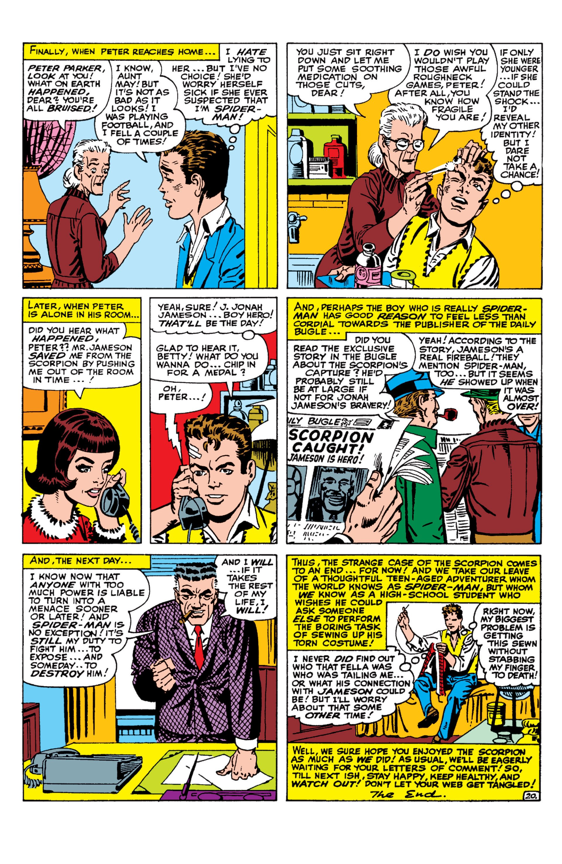 The Amazing Spider-Man (1963) 20 Page 20