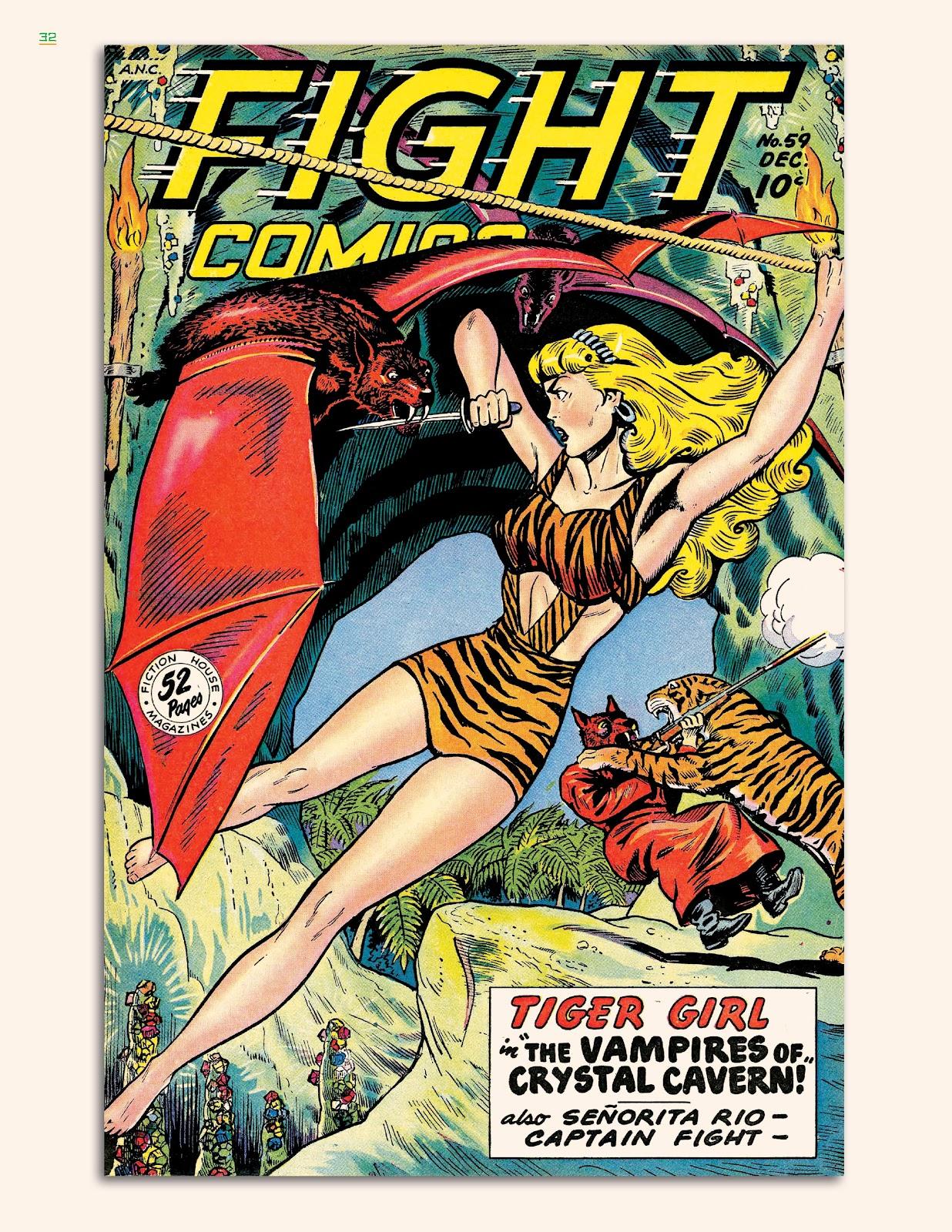 Read online Jungle Girls comic -  Issue # TPB (Part 1) - 33