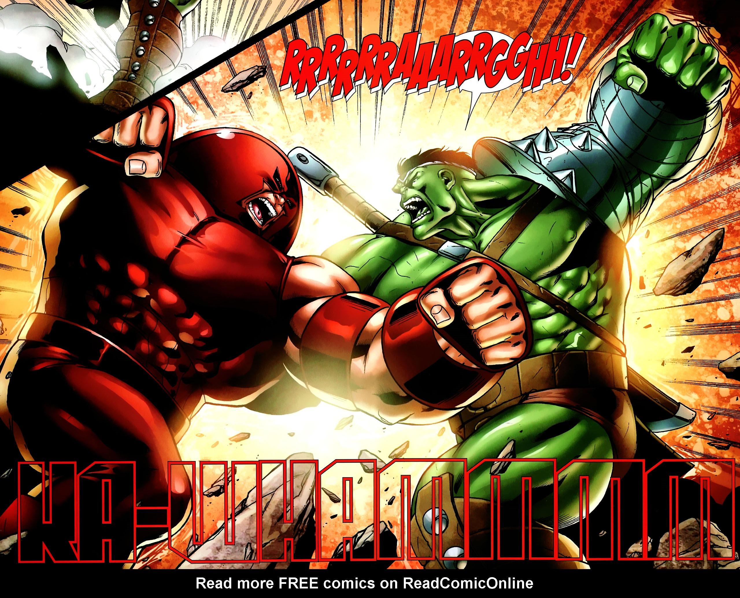 Read online World War Hulk: X-Men comic -  Issue #3 - 16