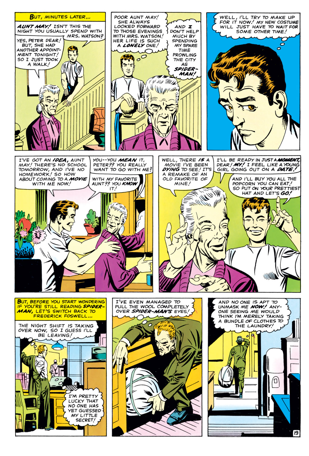 The Amazing Spider-Man (1963) 27 Page 19