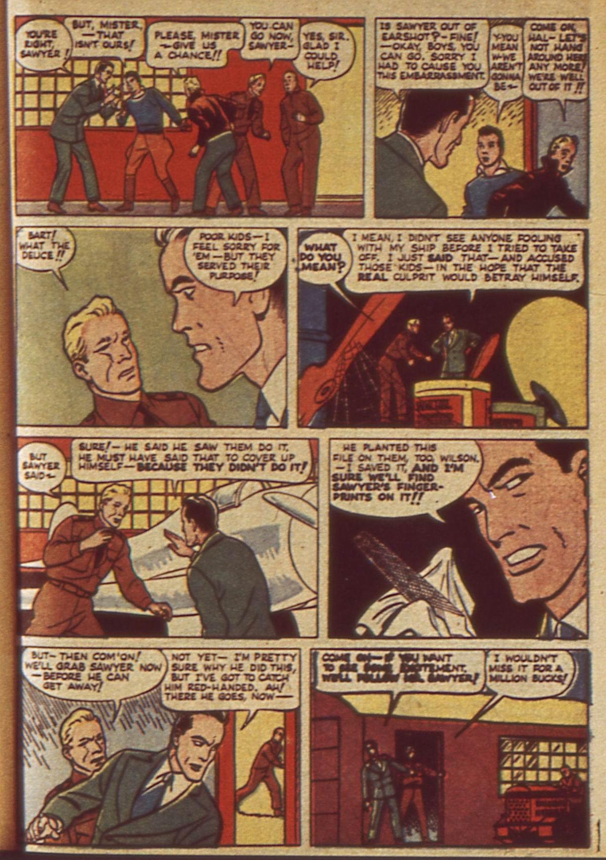 Read online Detective Comics (1937) comic -  Issue #49 - 19