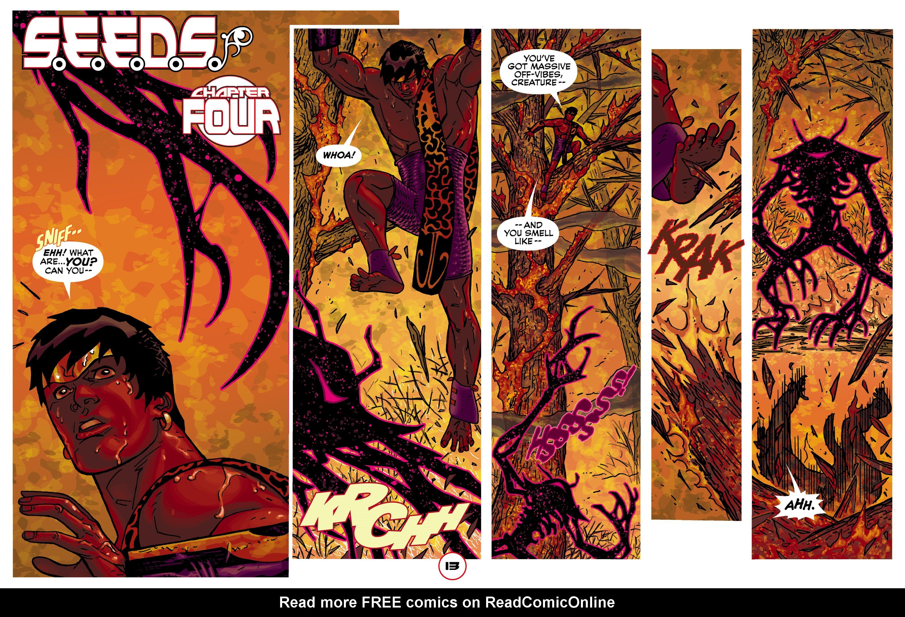 Read online Adam.3 comic -  Issue #2 - 15