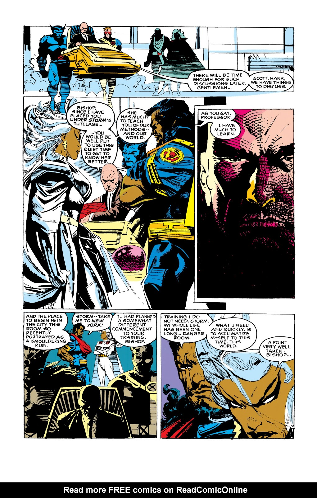 Uncanny X-Men (1963) issue 288 - Page 7