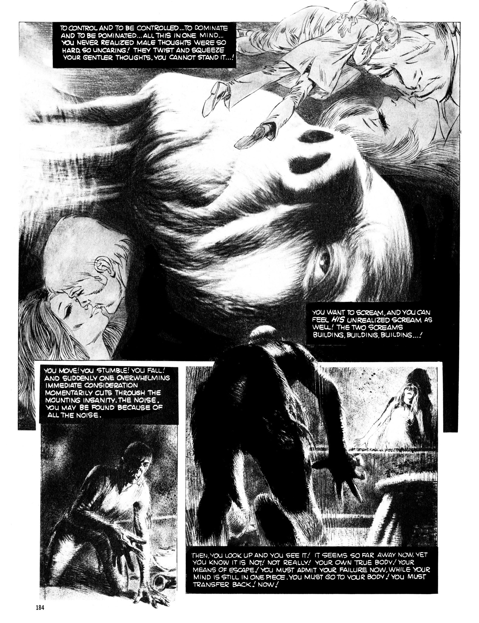 Read online Eerie Archives comic -  Issue # TPB 13 - 185