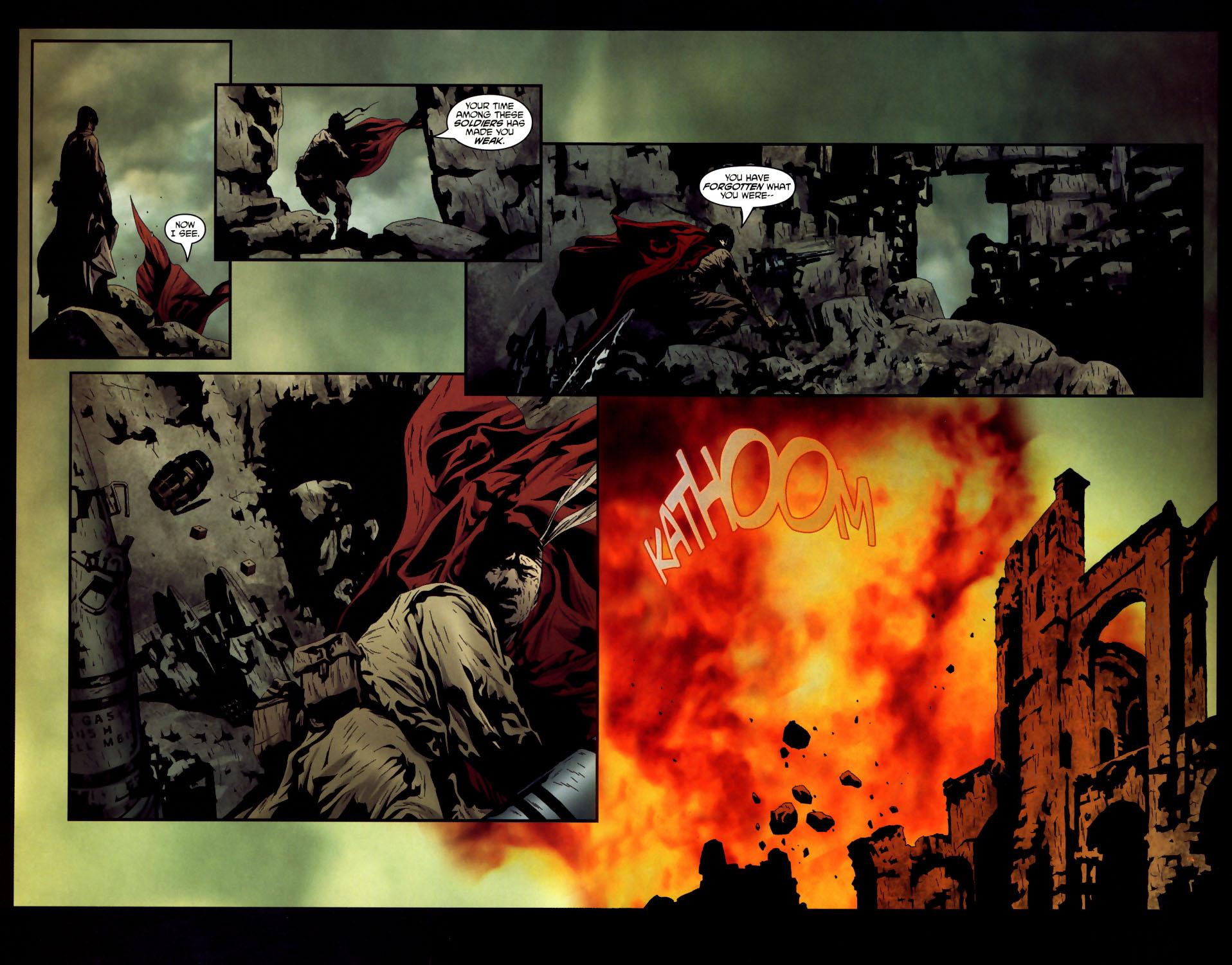 Read online Transformers/G.I. Joe comic -  Issue #3 - 16